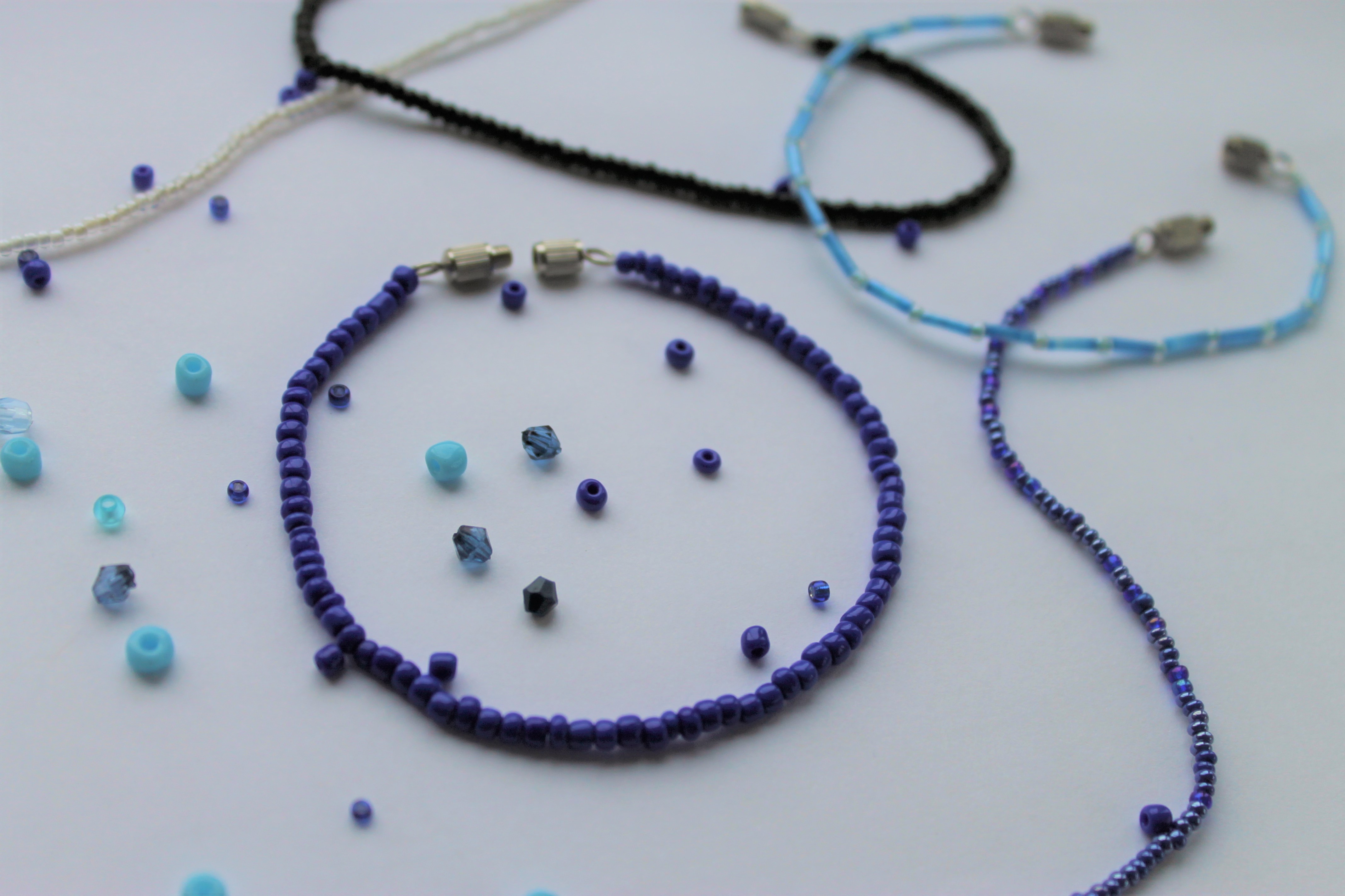 Crafting a Simple yet Elegant Bracelet