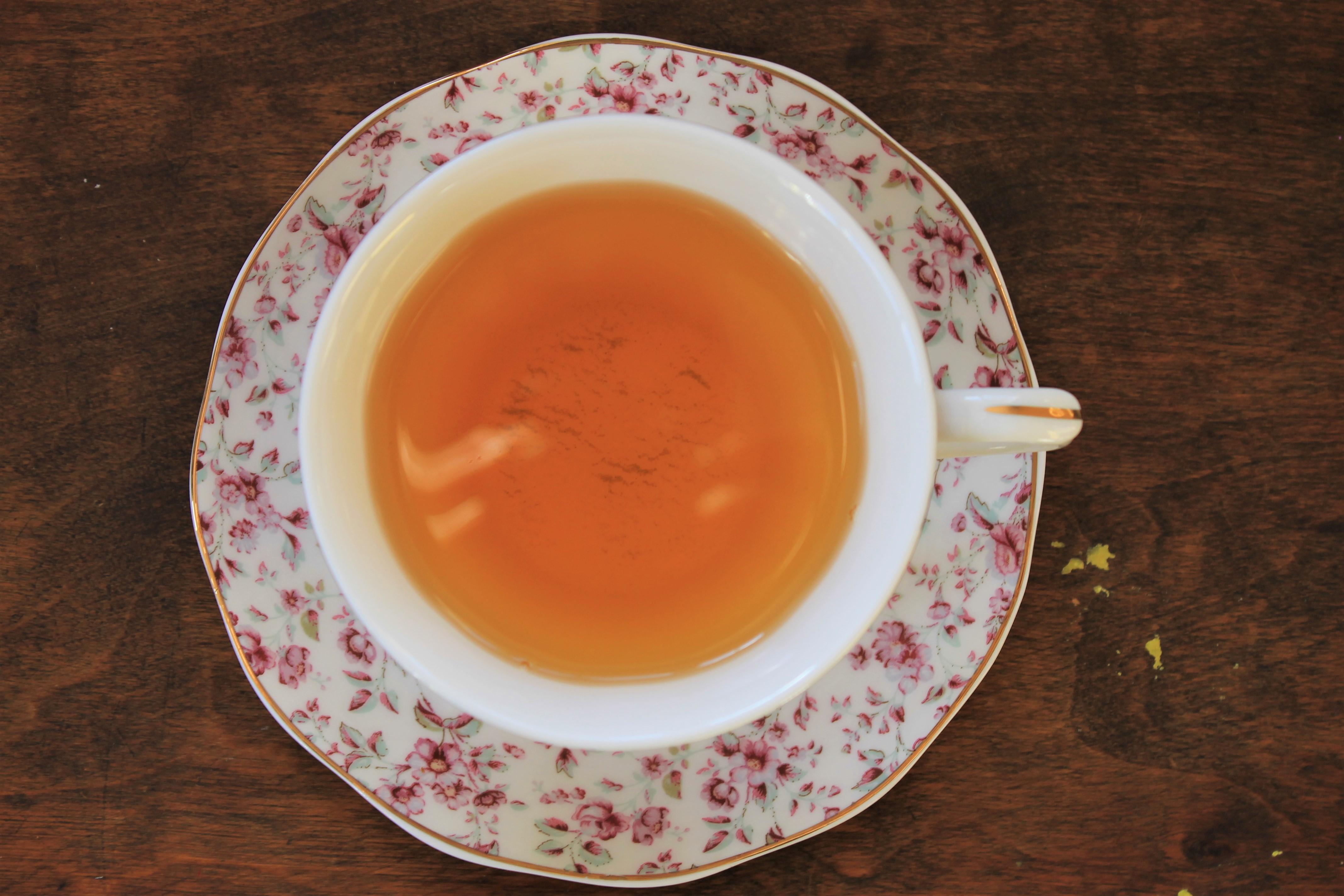 zest tea superberry samba