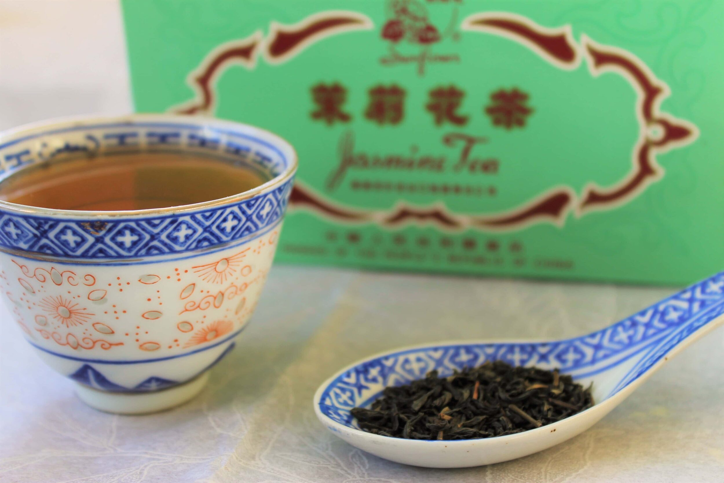 Sunflower Jasmine Tea Review