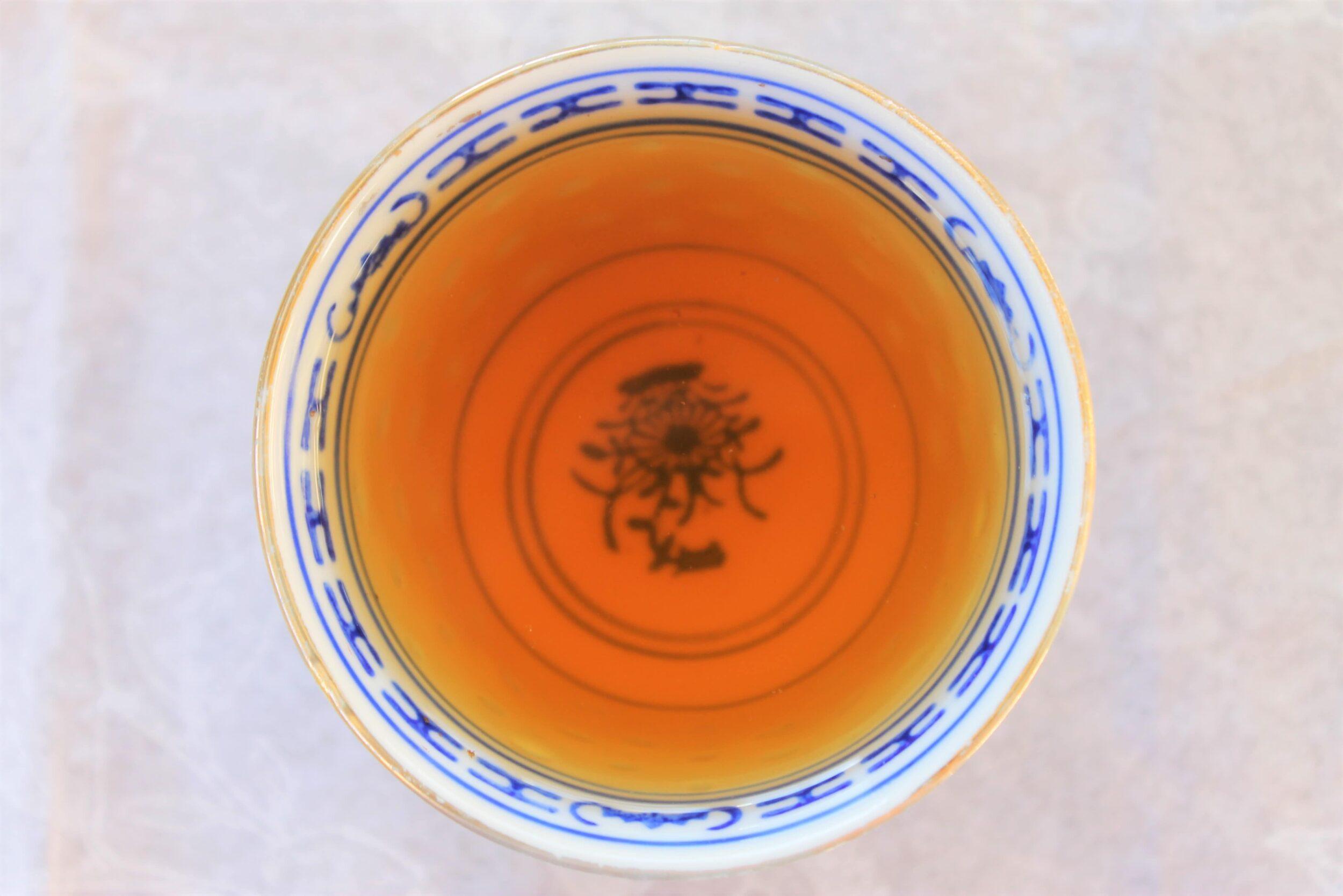 jasmine tea cup
