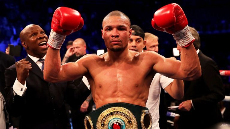 What Next for Chris Eubank Jr?