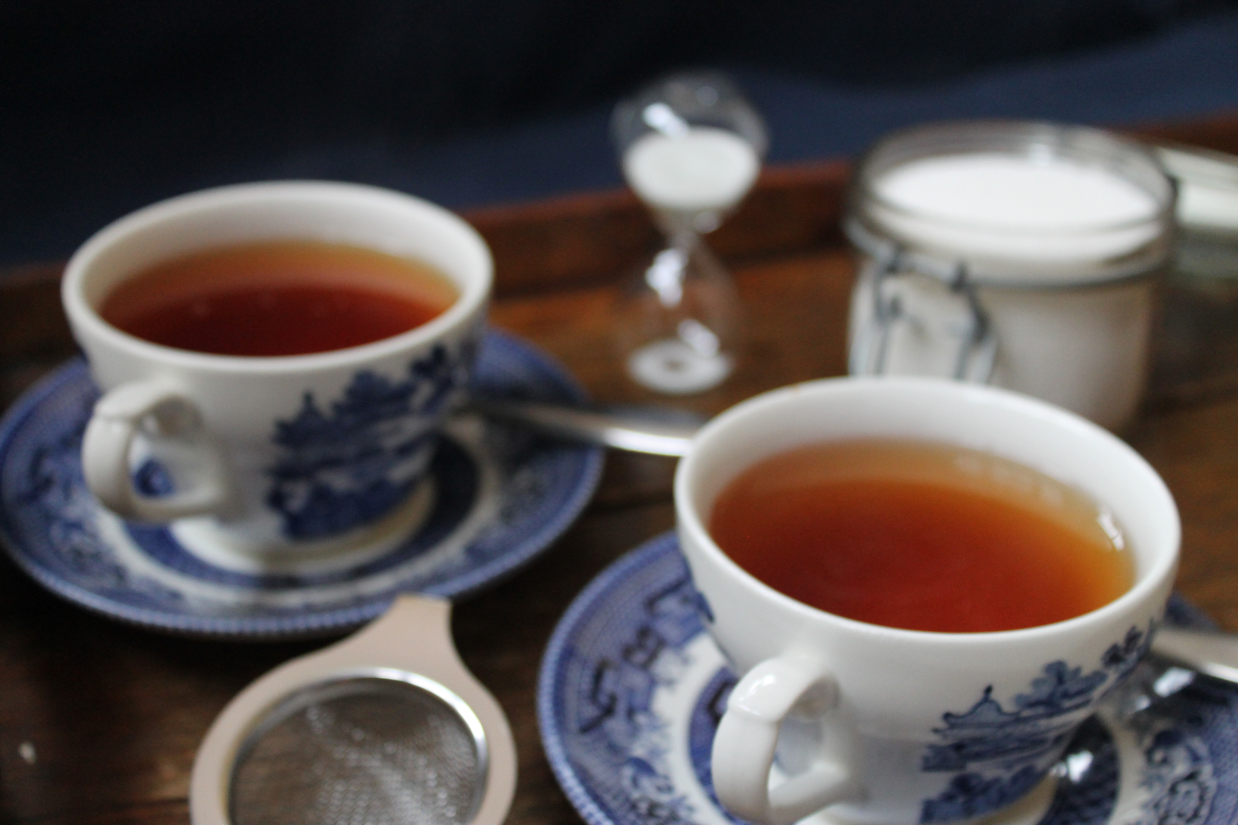The Best Thing About Drinking Tea Black | Izzy's Corner at IW Blog
