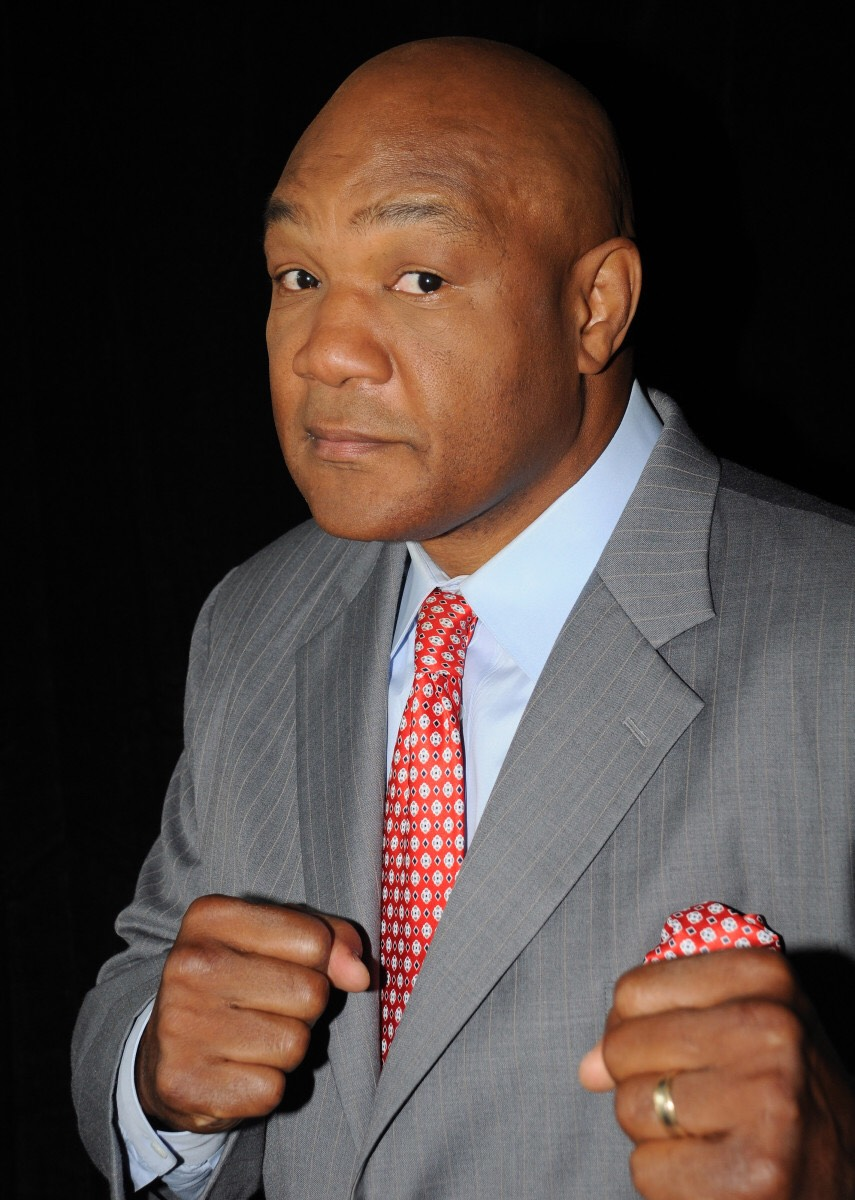 The Curious Case of George Foreman