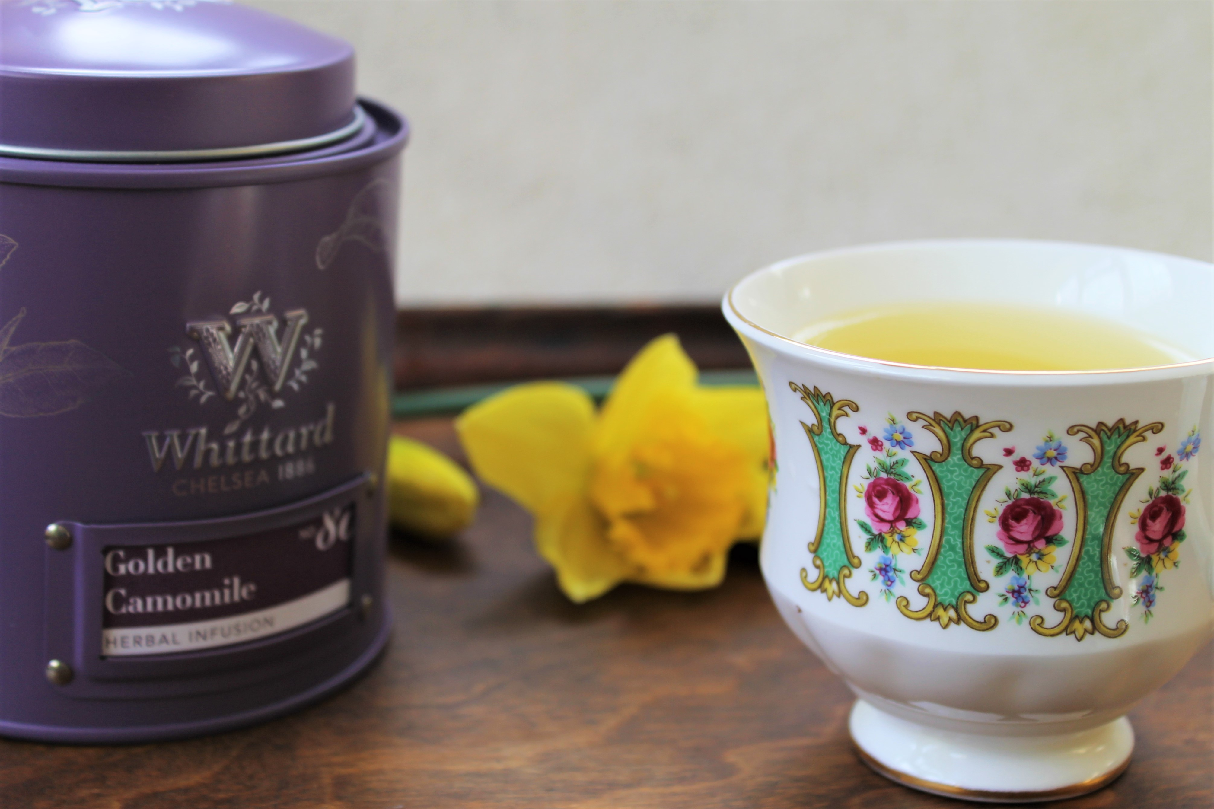 Whittard Chamomile Tea Review