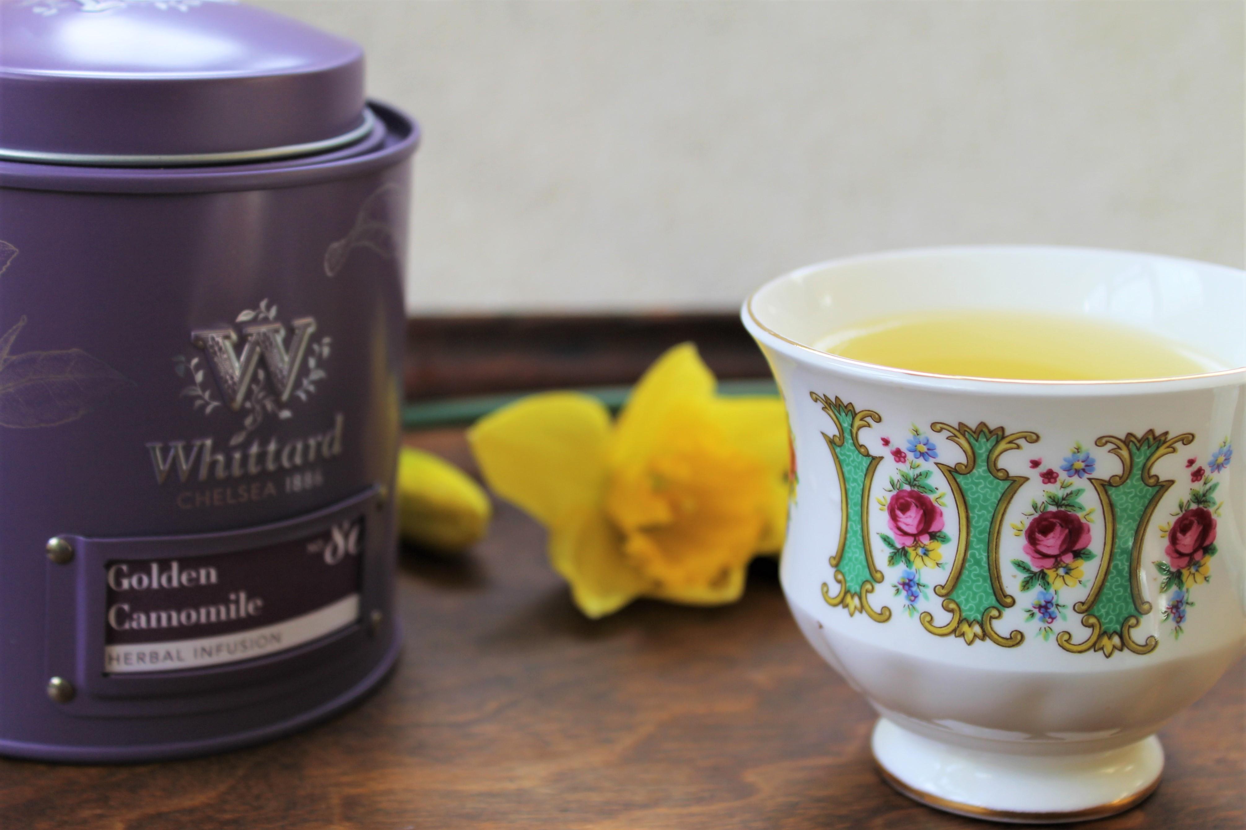 Whittard Chamomile Tea Review