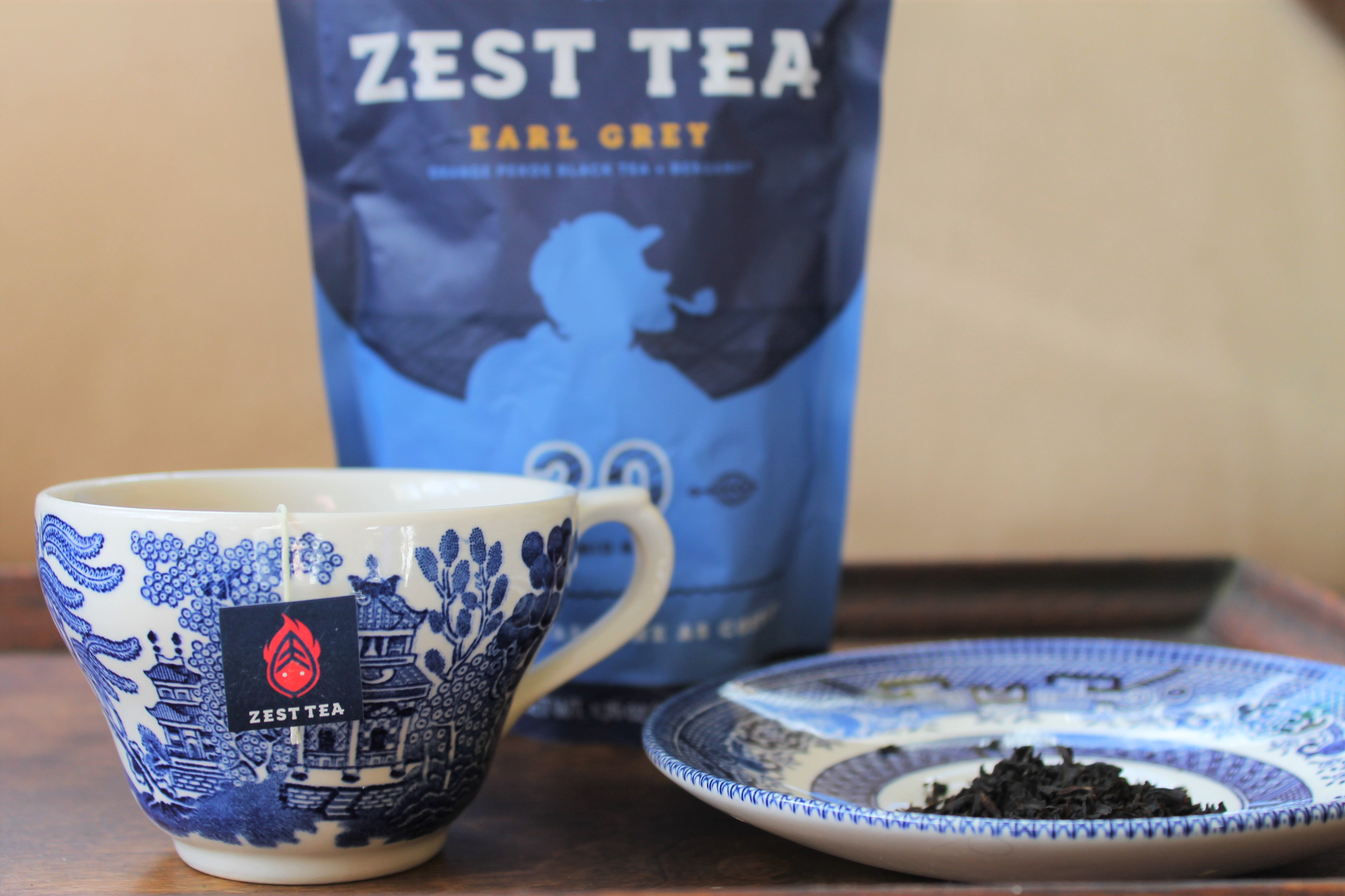 zest tea earl grey teabags