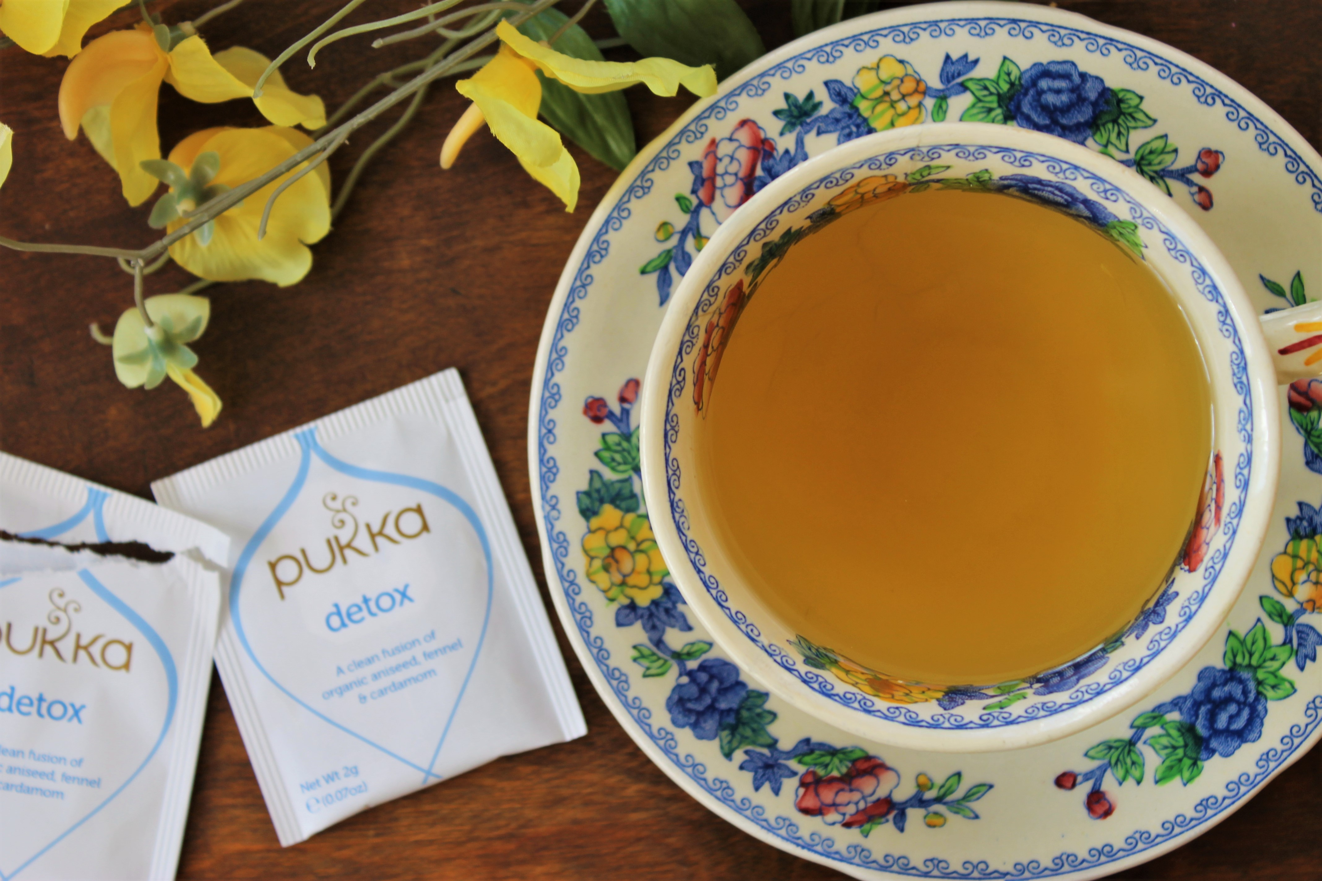 Pukka Detox Tea Review