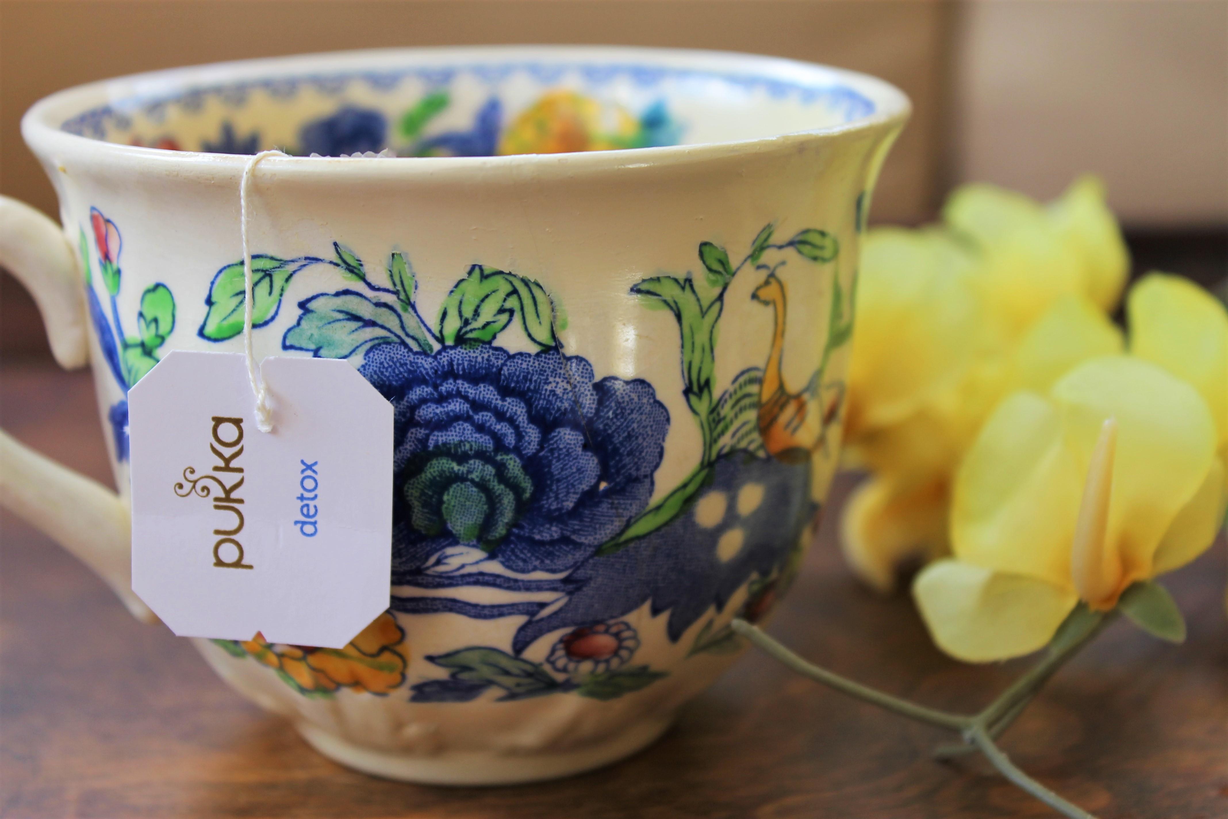 pukka detox teabags