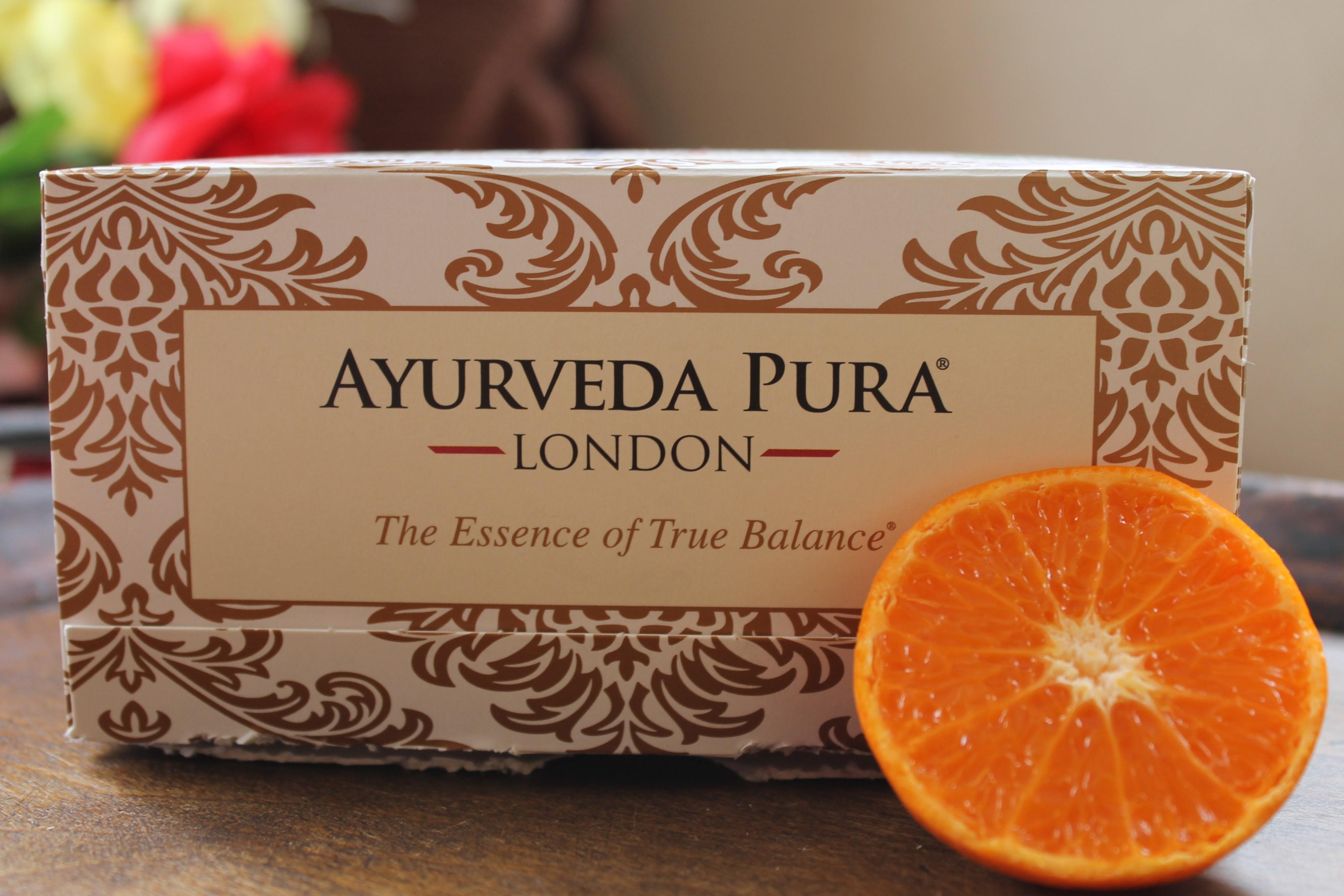 Ayurvedic Tea Selection by Ayurveda Pura London