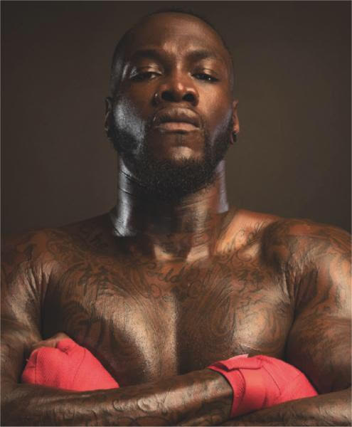 The Curious Case of Deontay Wilder