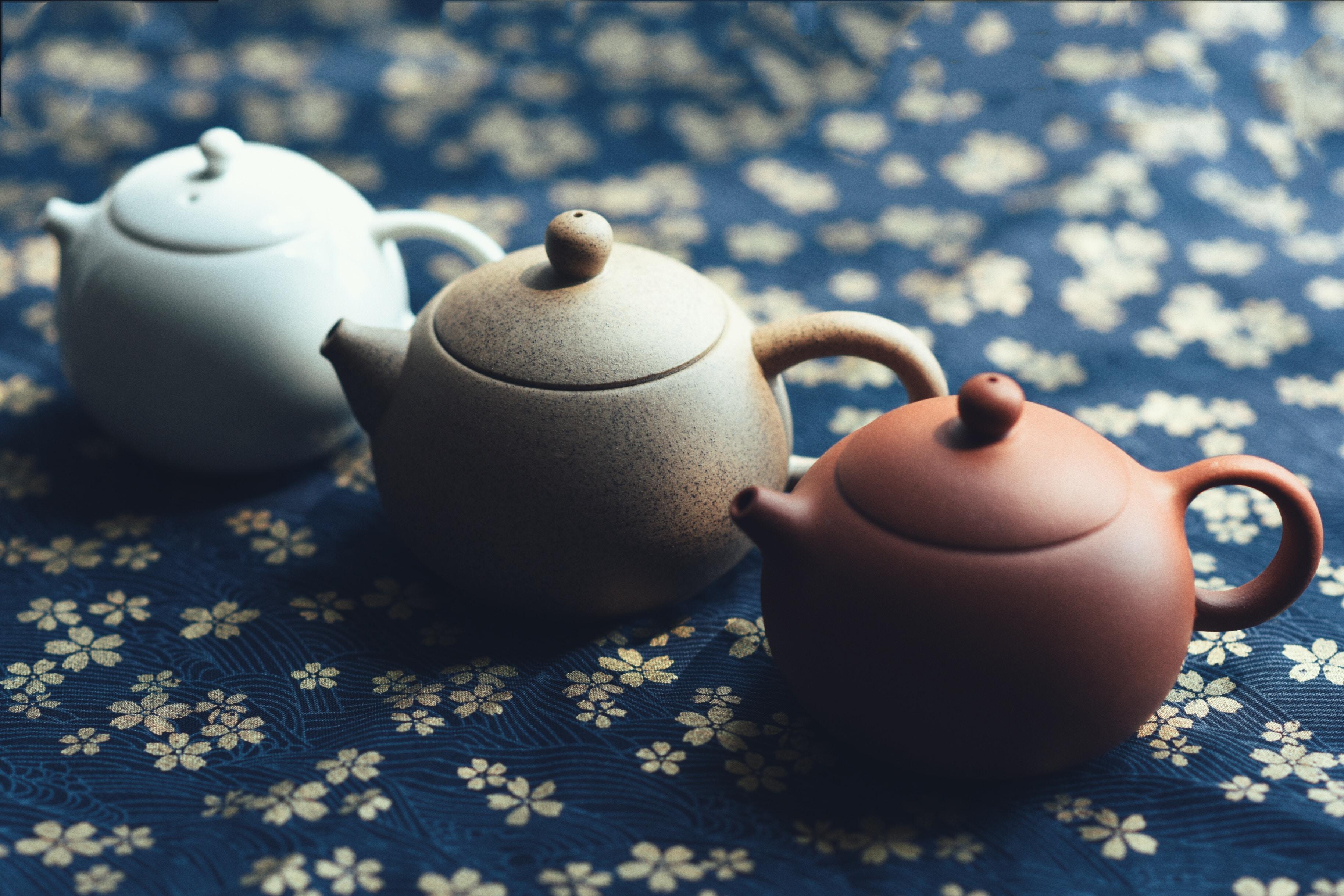 Discovering Eastern Tea Methods