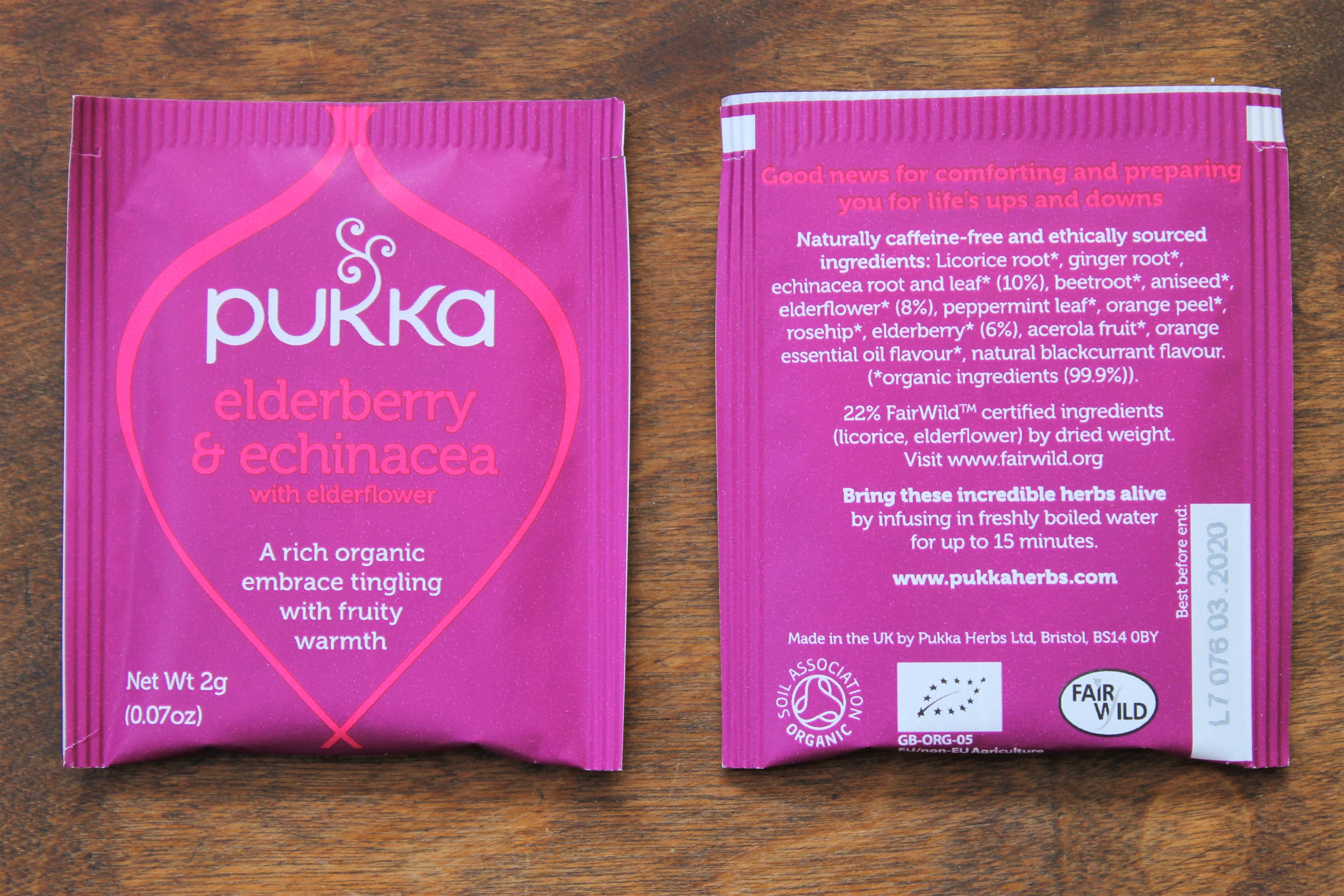 elderberry echinacea pukka