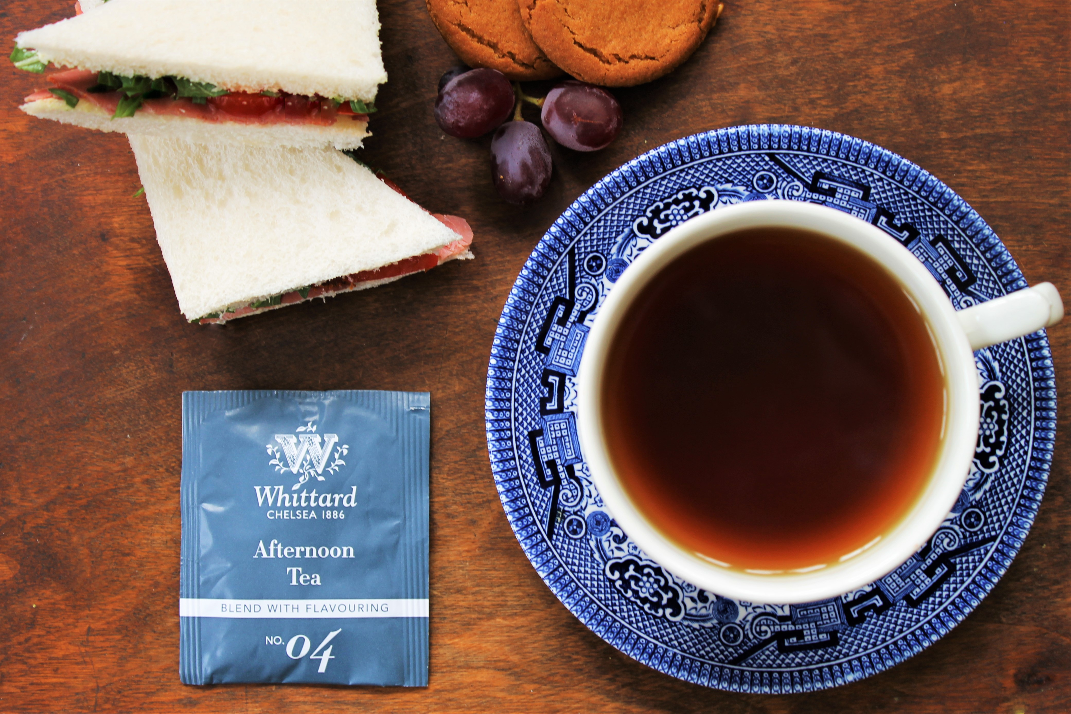 Whittard Afternoon Tea Review