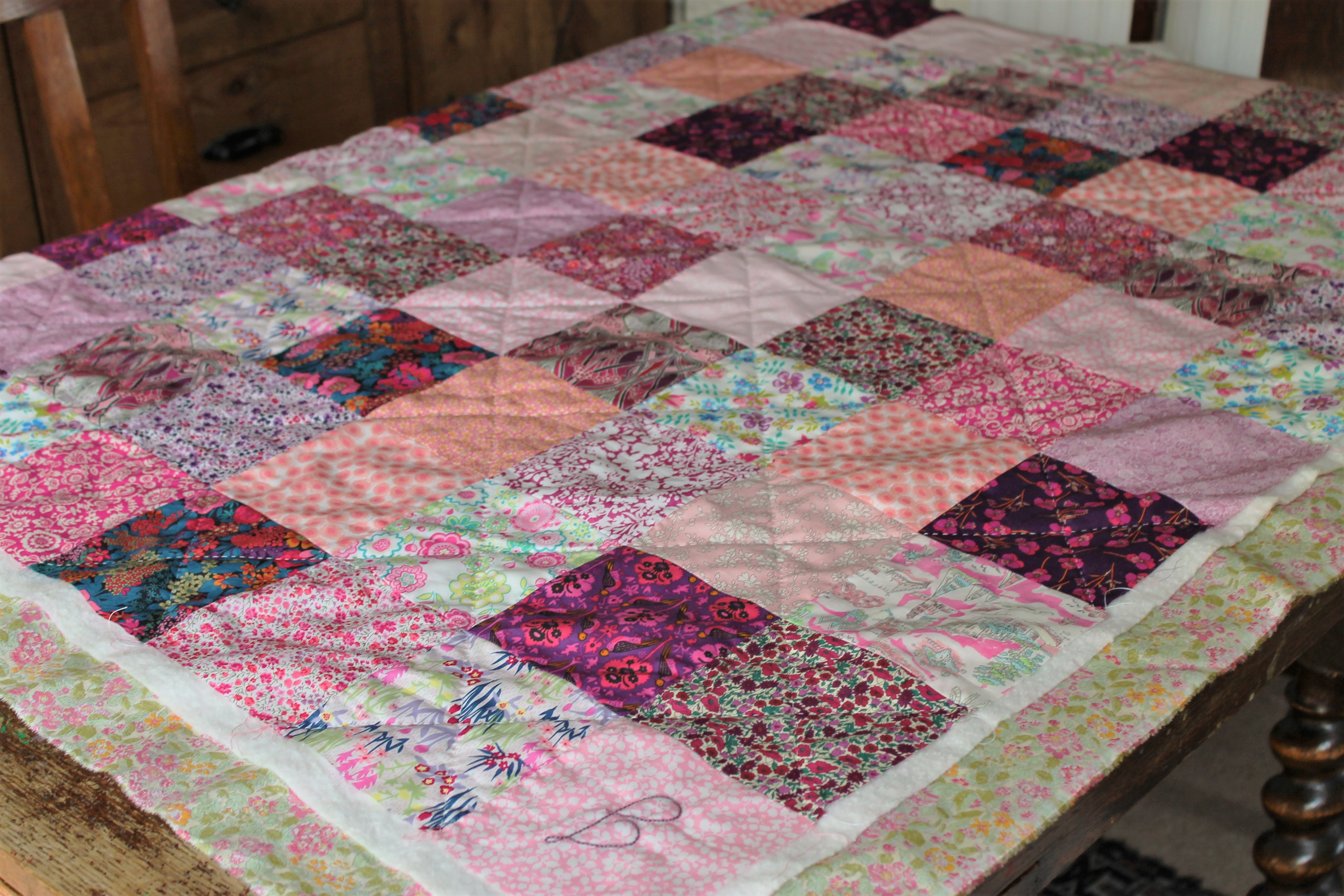 How to Start Quilting by Hand