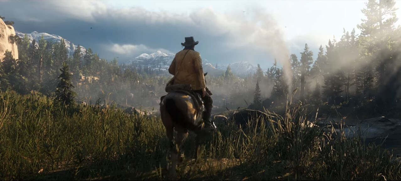 Red Dead Redemption Two – The Weird Relationship Rockstar Has with Sex