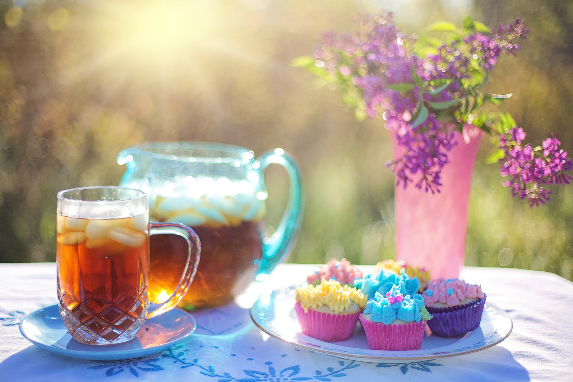 Izzy's 3 Favourite Iced Tea Recipes for Hot Days
