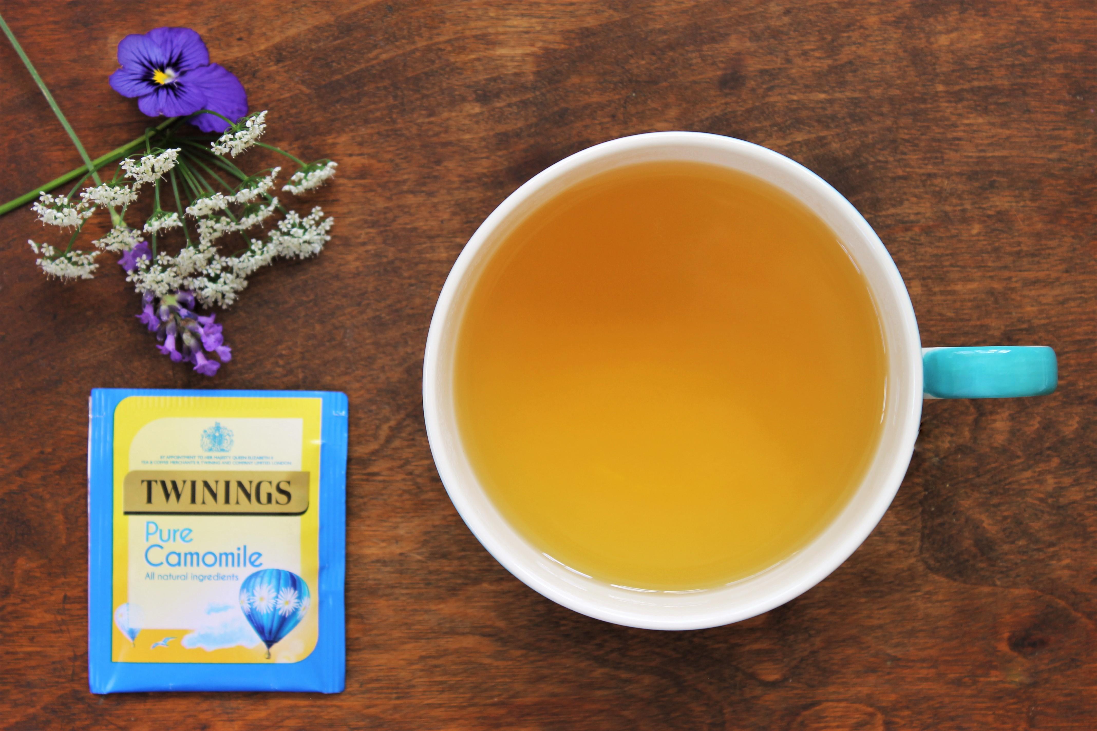 Twinings Pure Camomile Tea Review