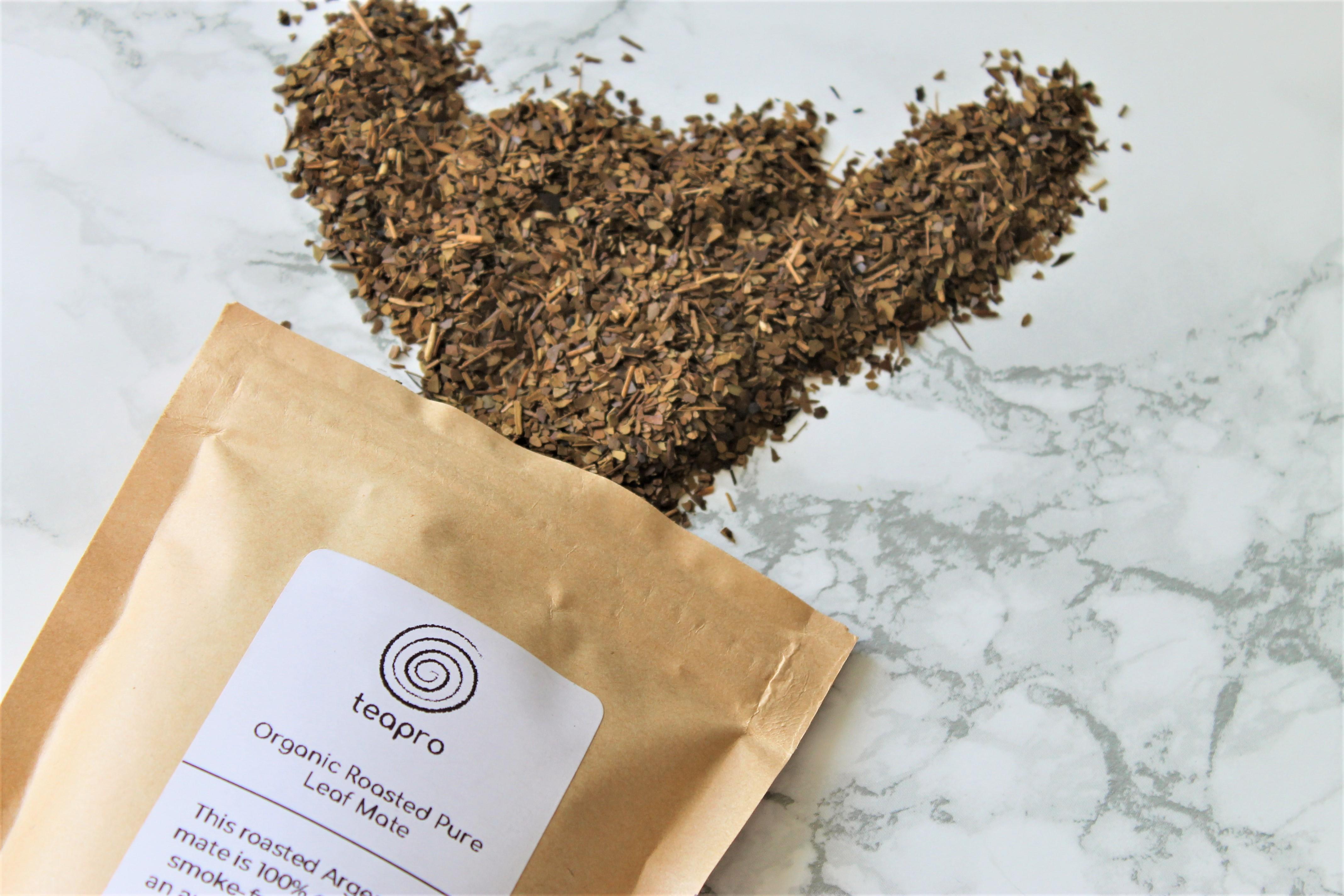 organic roasted pure leaf mate