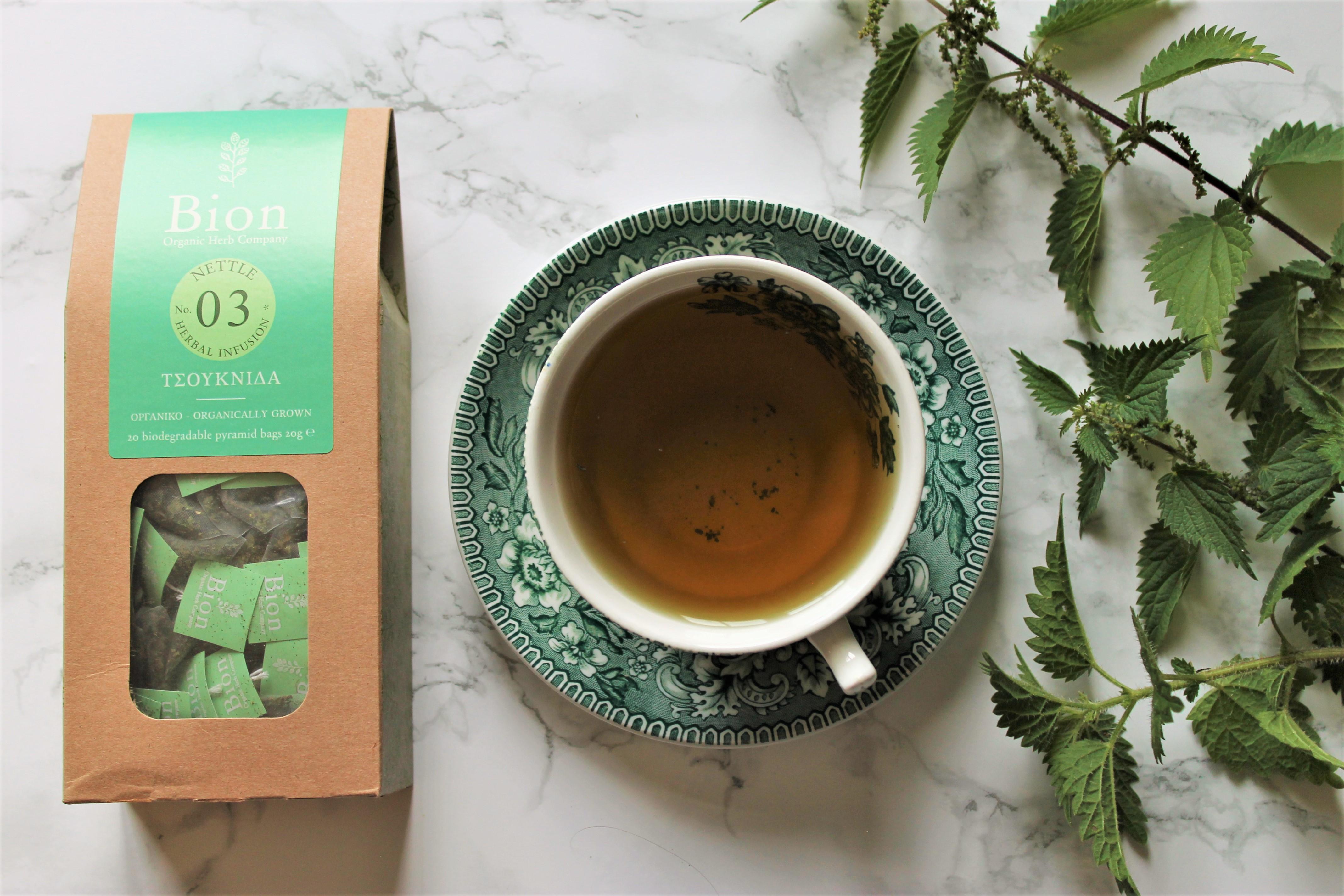 Bion Nettle Tea Review