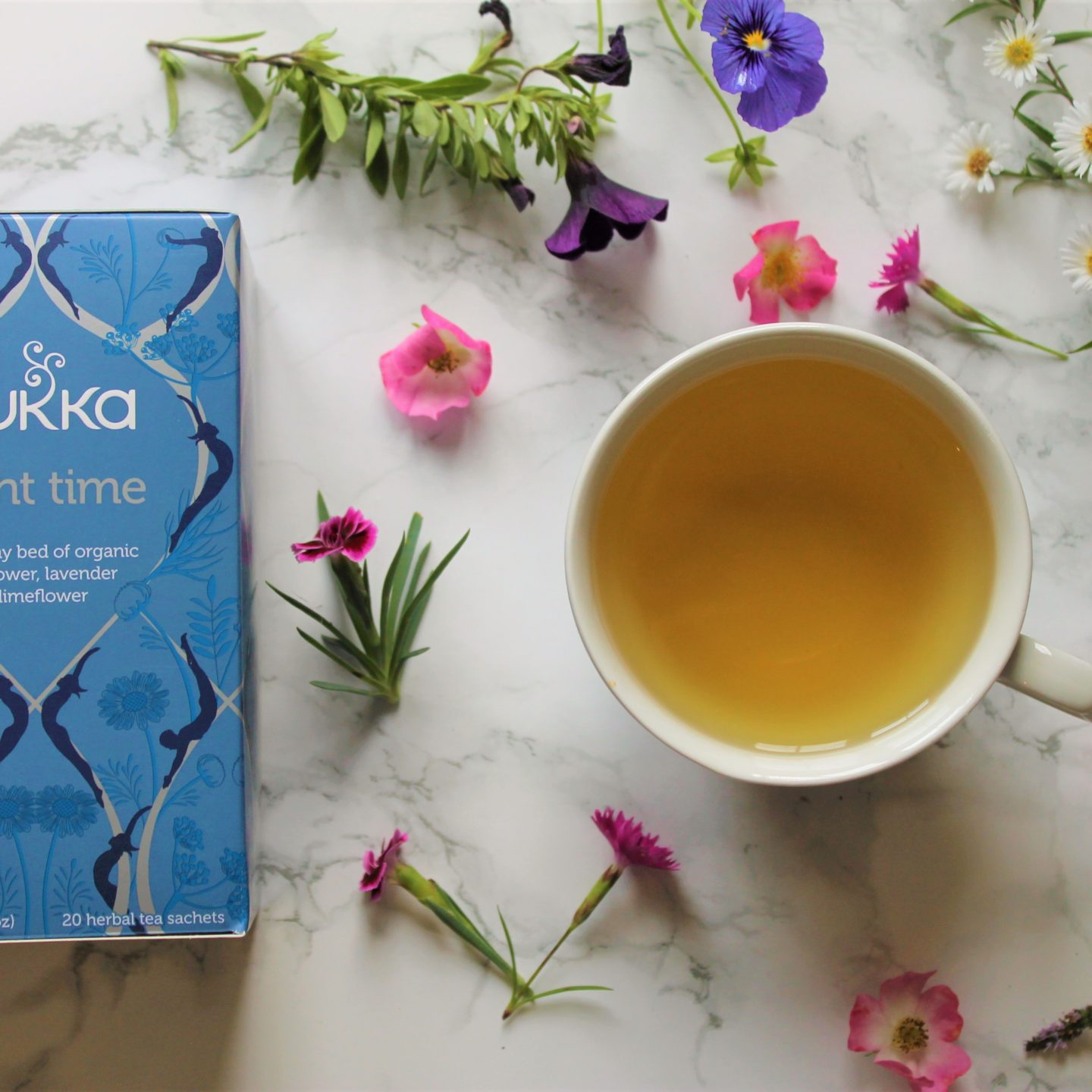 Pukka Night Time Tea Review