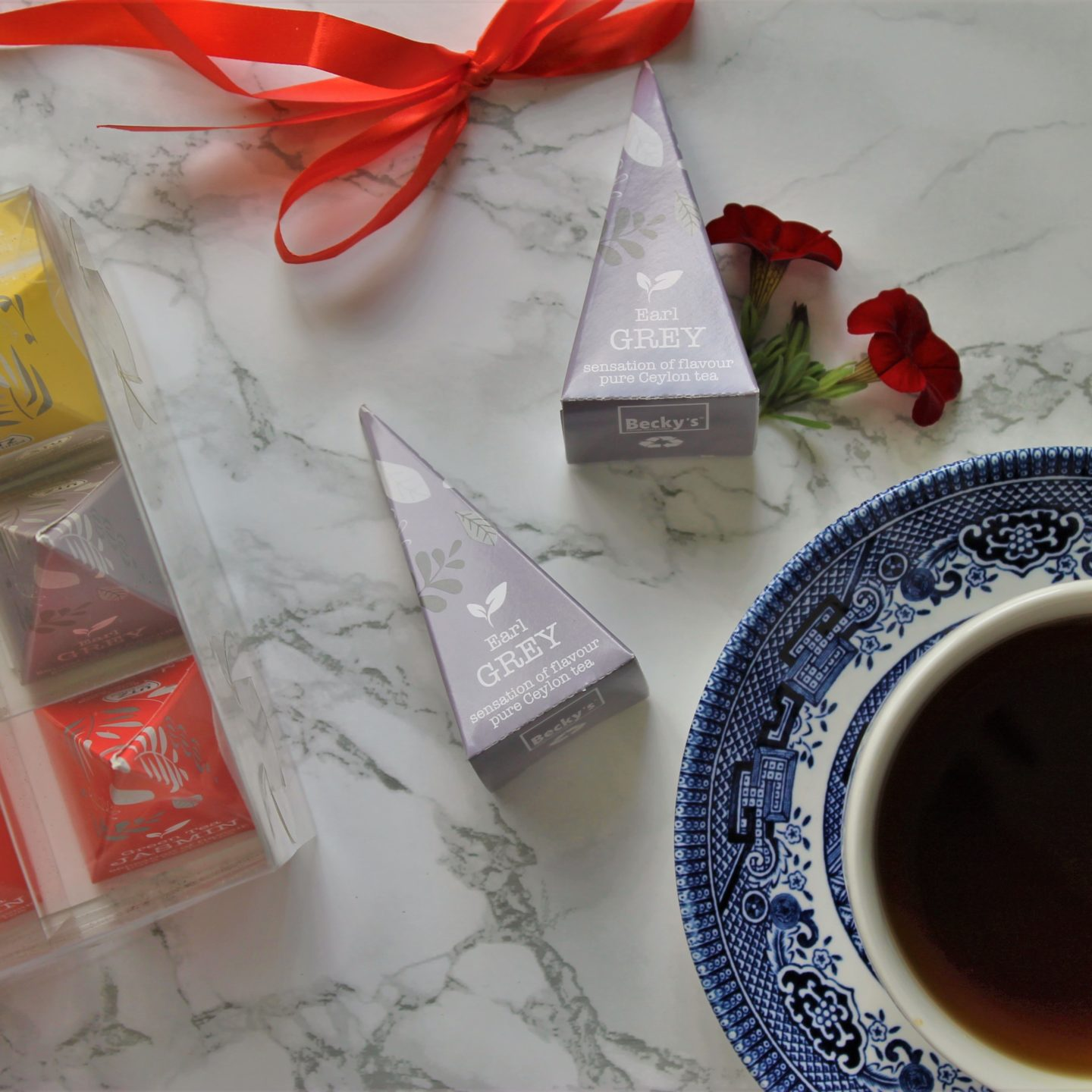 Becky's from Holland Earl Grey Tea Review