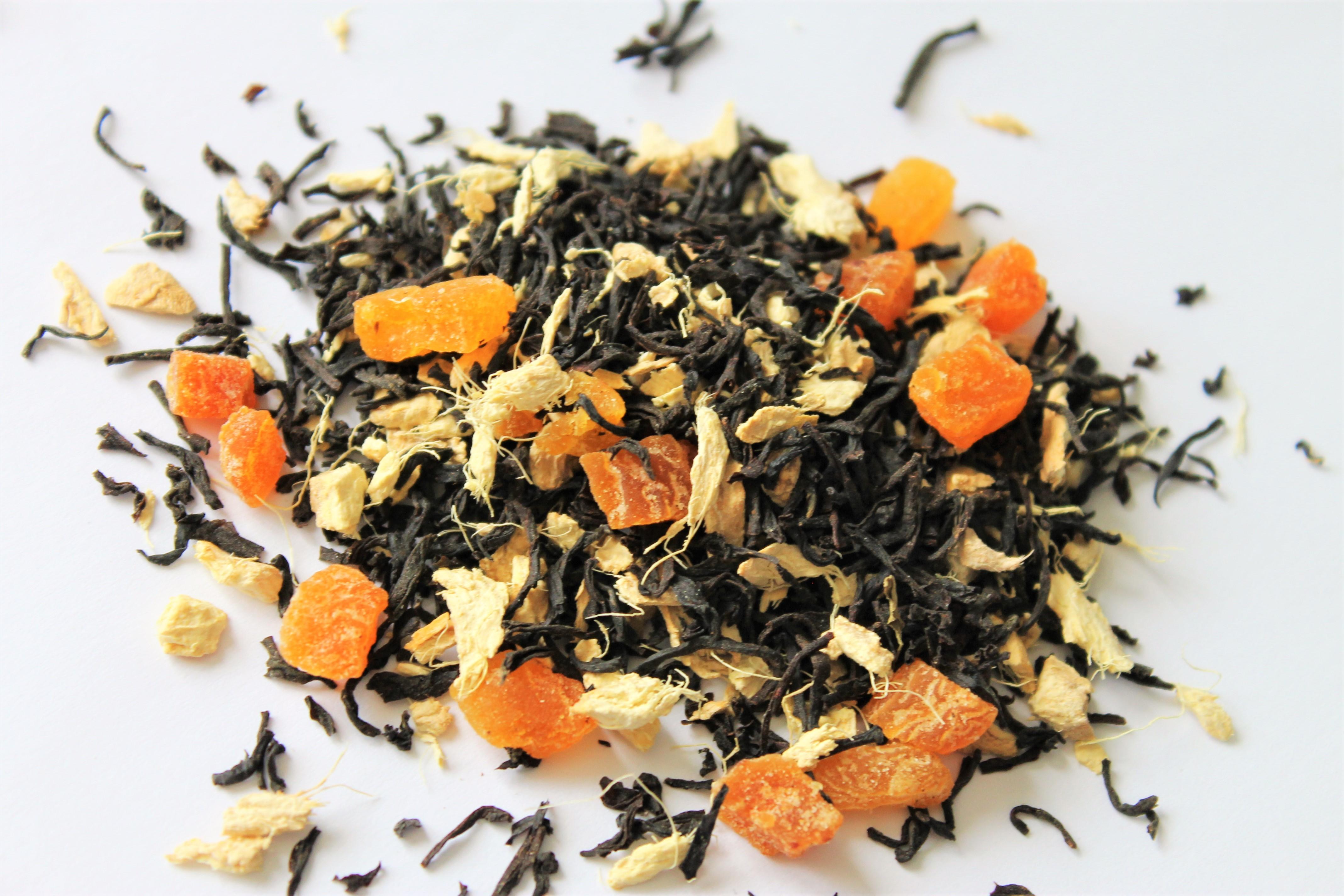 autumn tea teakruthi