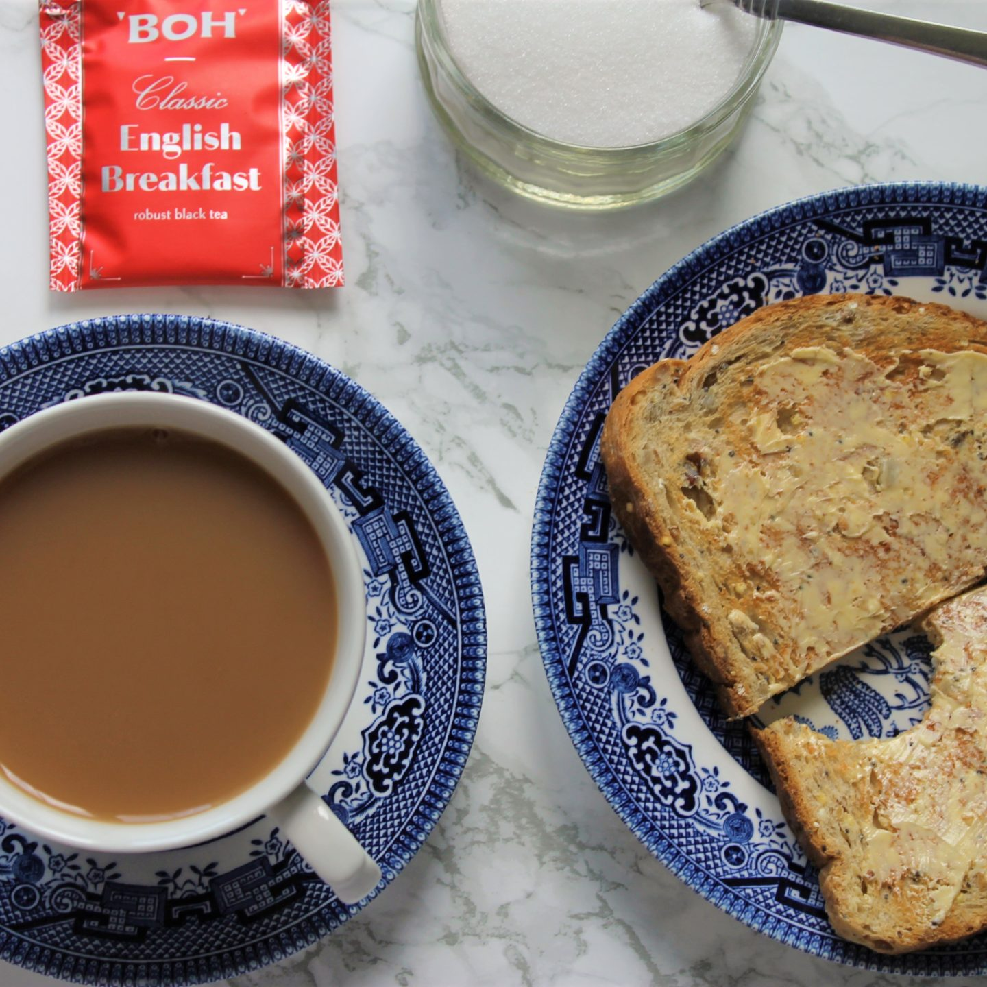 BOH English Breakfast Tea Review