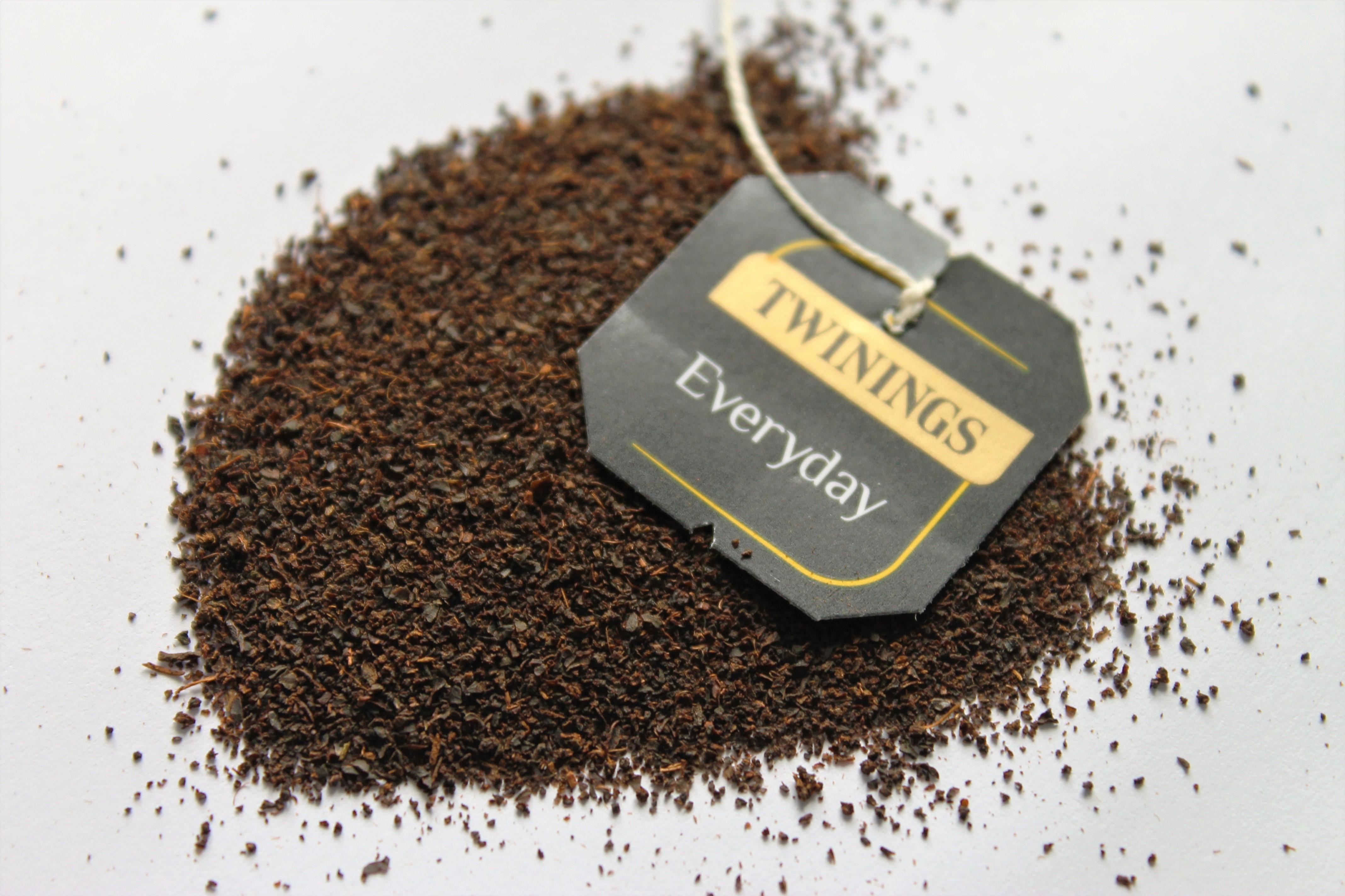 twinings everyday tea tag