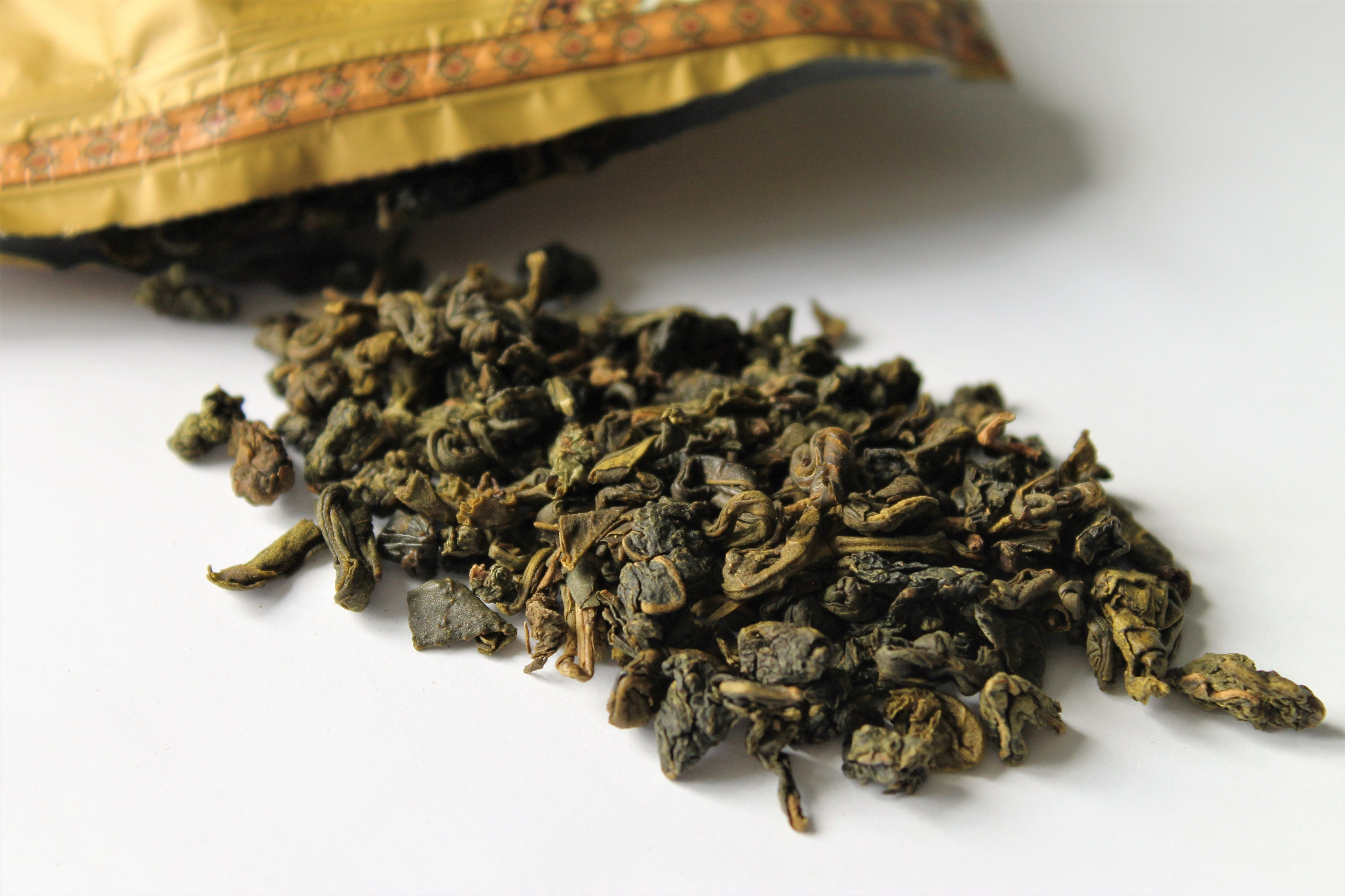 basilur green oolong