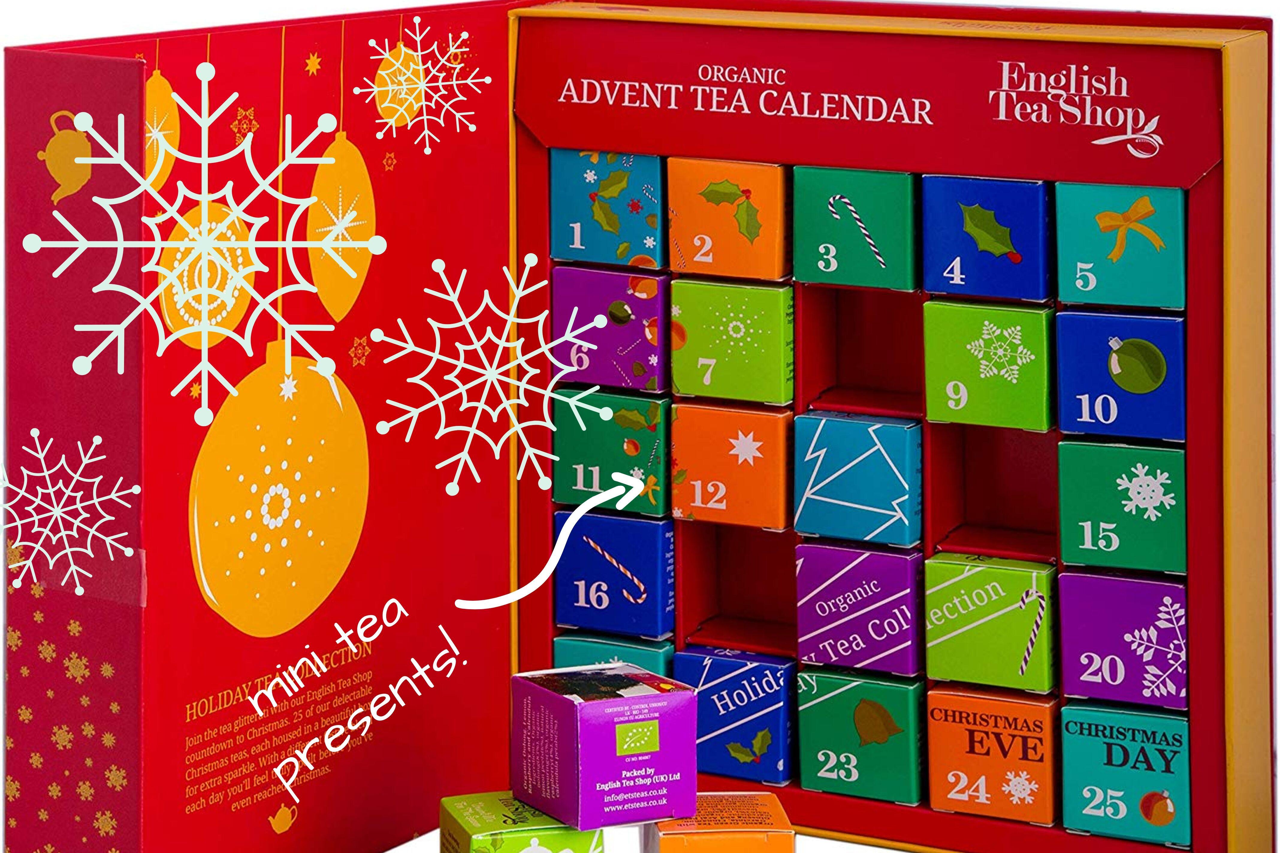english tea shop red tea advent calendar