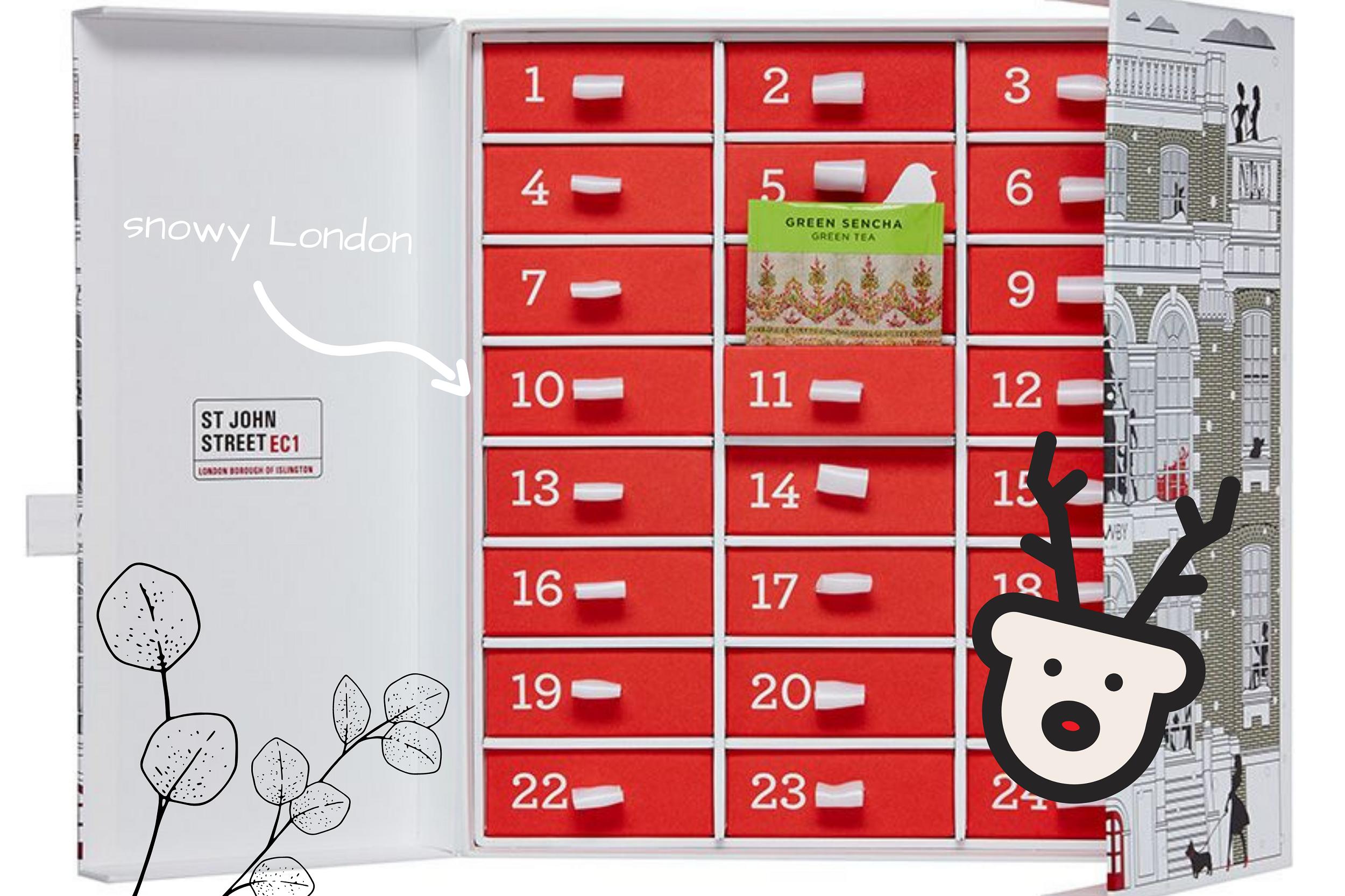 newby advent calendar 2020