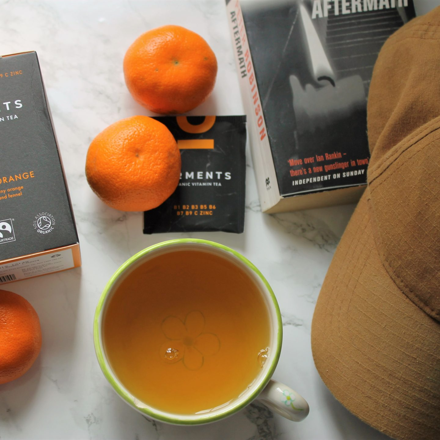 Eloments Summer Orange Tea Review