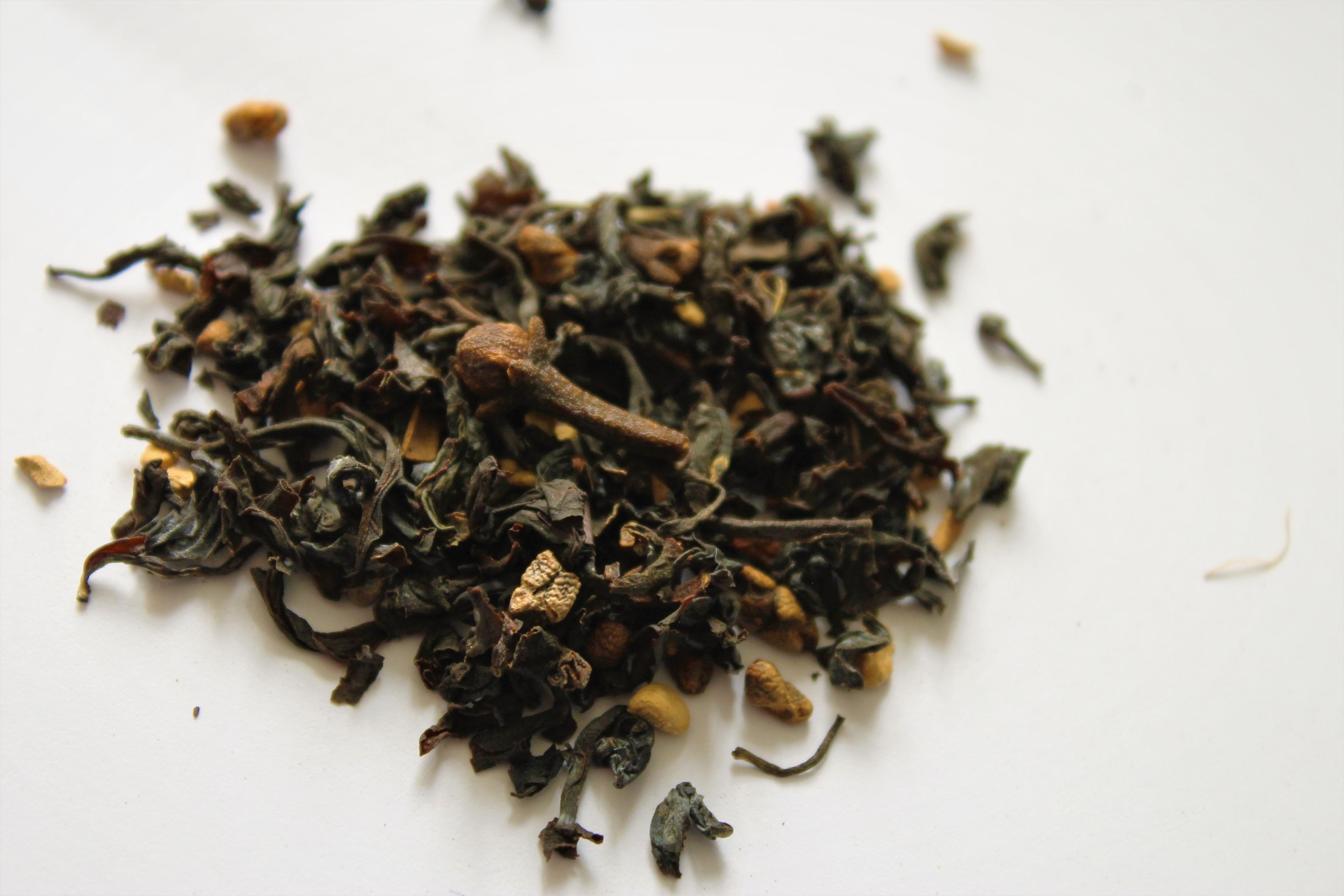 zest energy tea masala chai