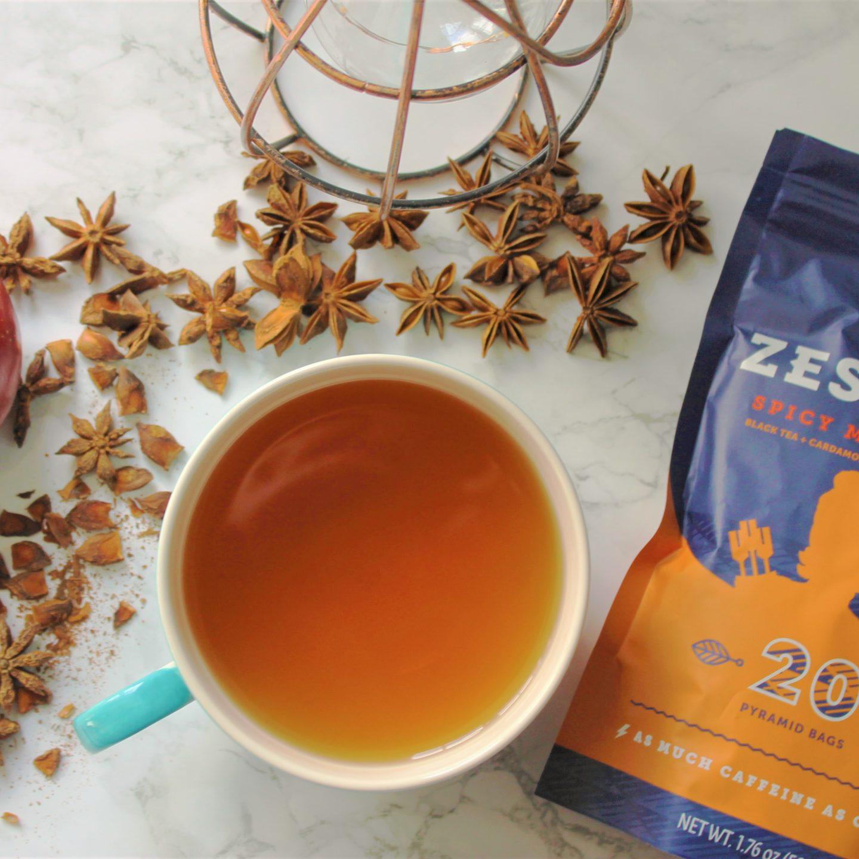 Zest Tea Spicy Masala Chai Review