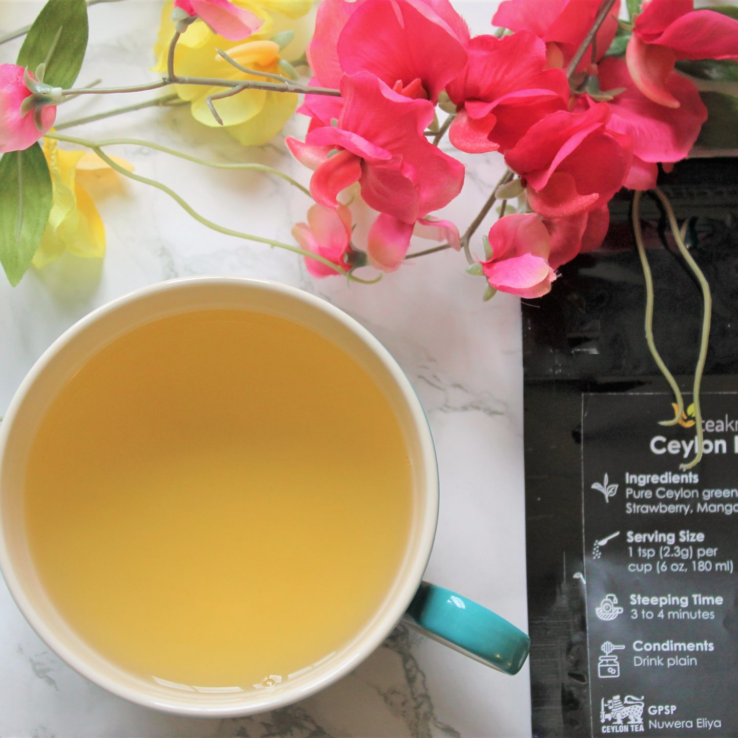 Teakruthi Ceylon Emerald Tea Review