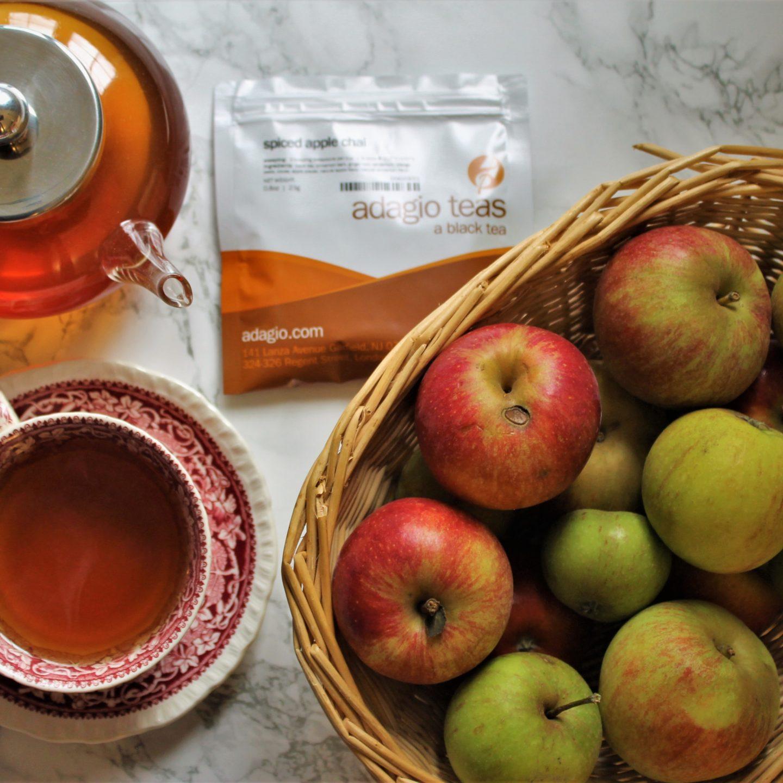 Adagio Spiced Apple Chai Review