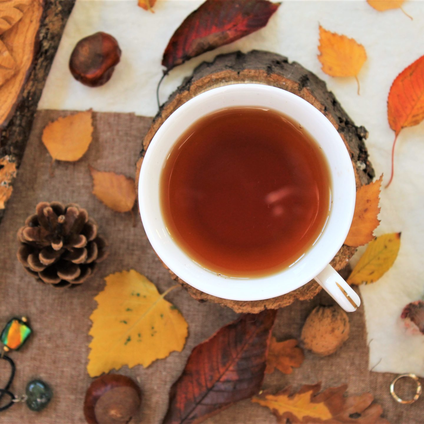 10 Best Autumn Teas
