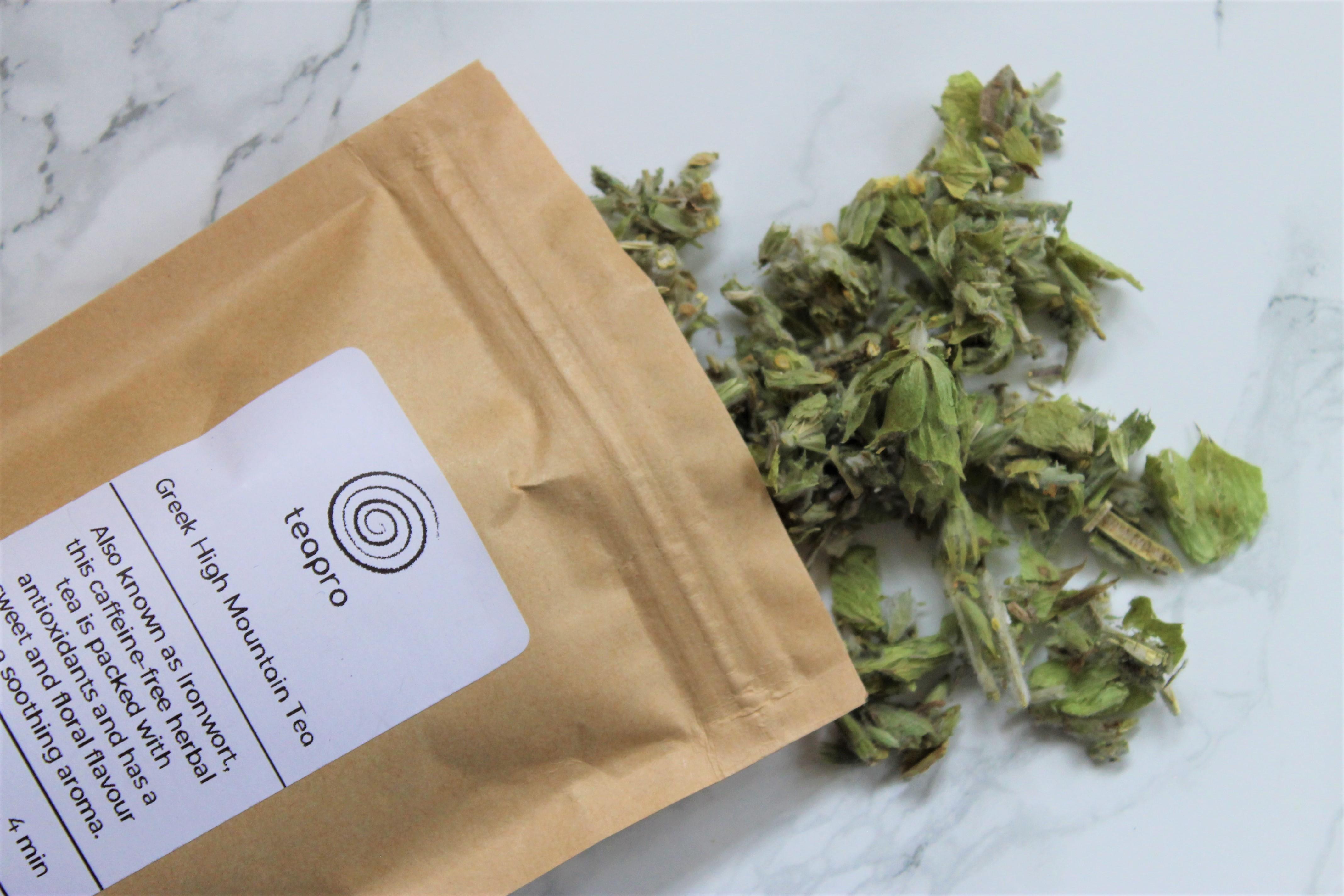 ironwort tea