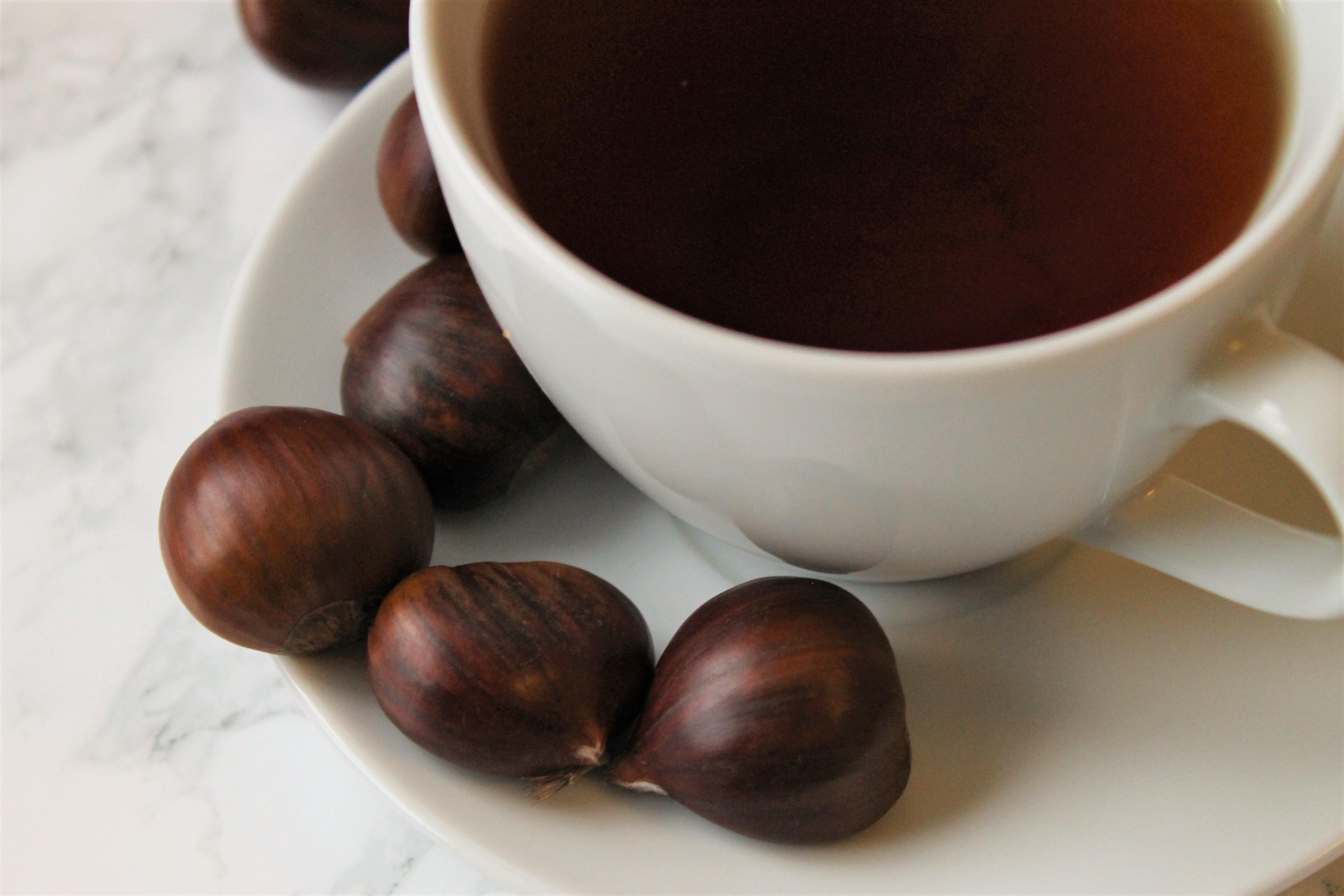 spiced pumpkin tea caffeine free