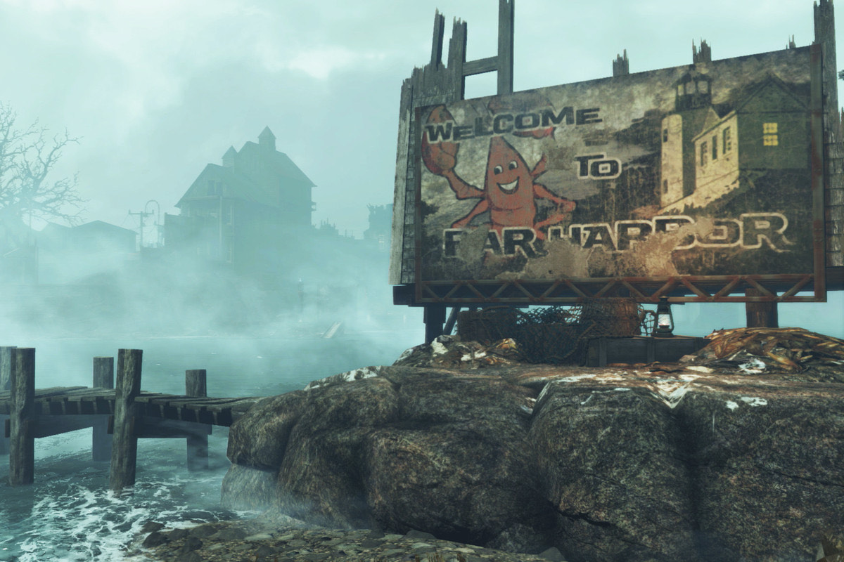 Fallout 4: Far Harbor Full Review