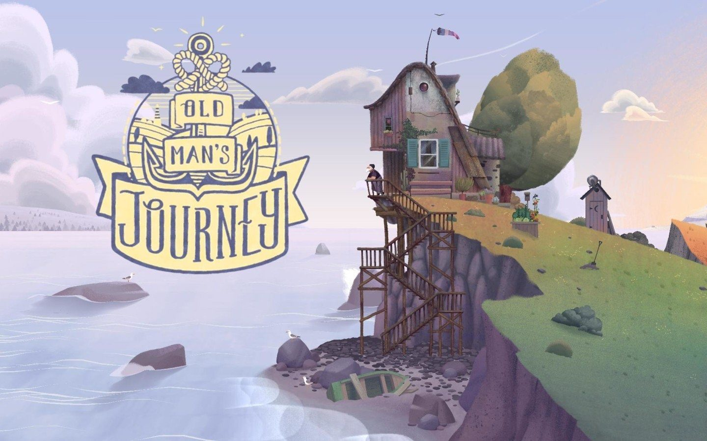 Old Man's Journey – Full Game Review