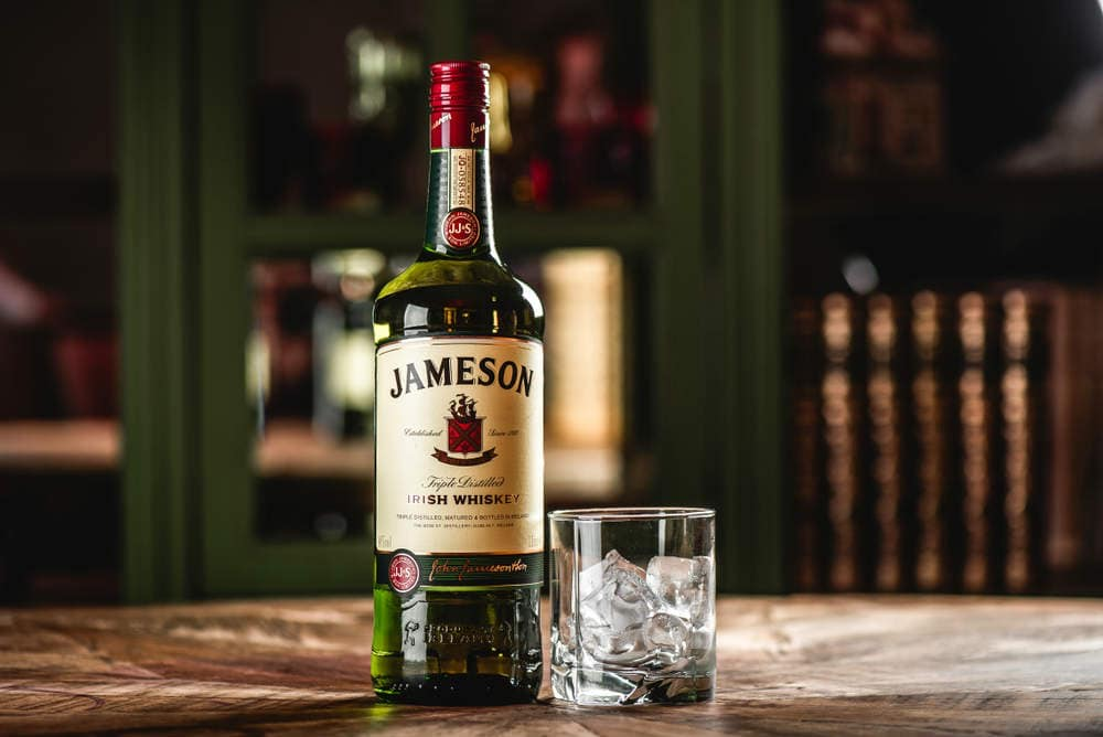 Jameson Irish Whiskey Review