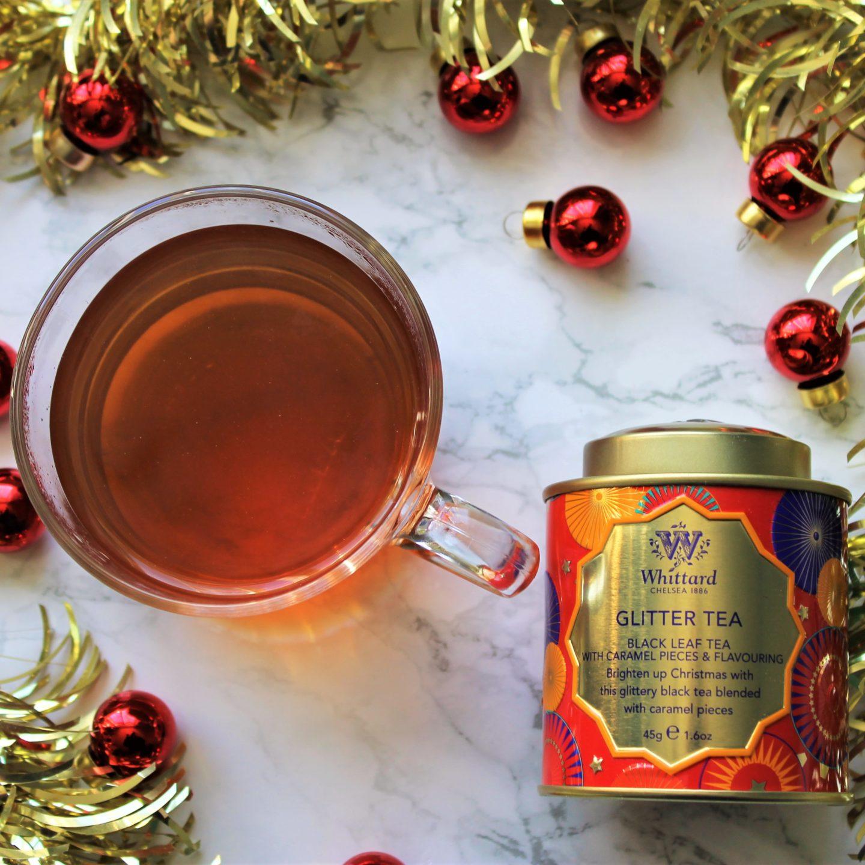 Whittard Glitter Tea Review