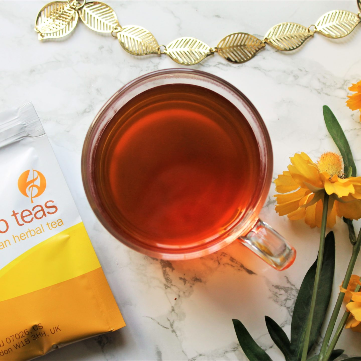 Adagio Rooibos Vanilla Chai Tea Review