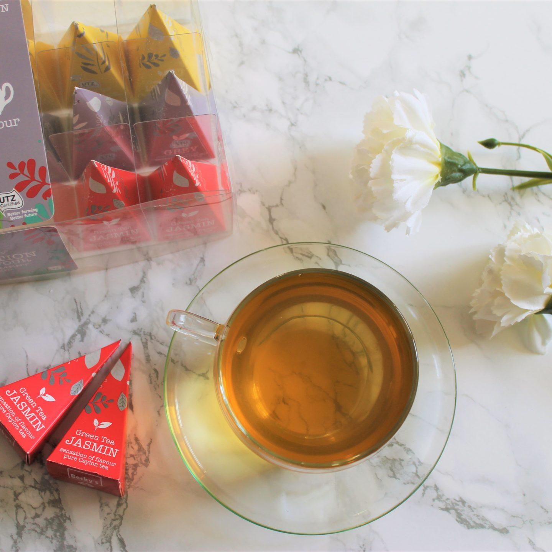 Becky's from Holland Green Tea Jasmin Review