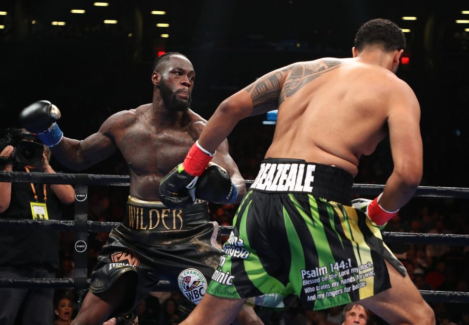 Deontay Wilder – Win, Lose or Draw – He is a Great Champion