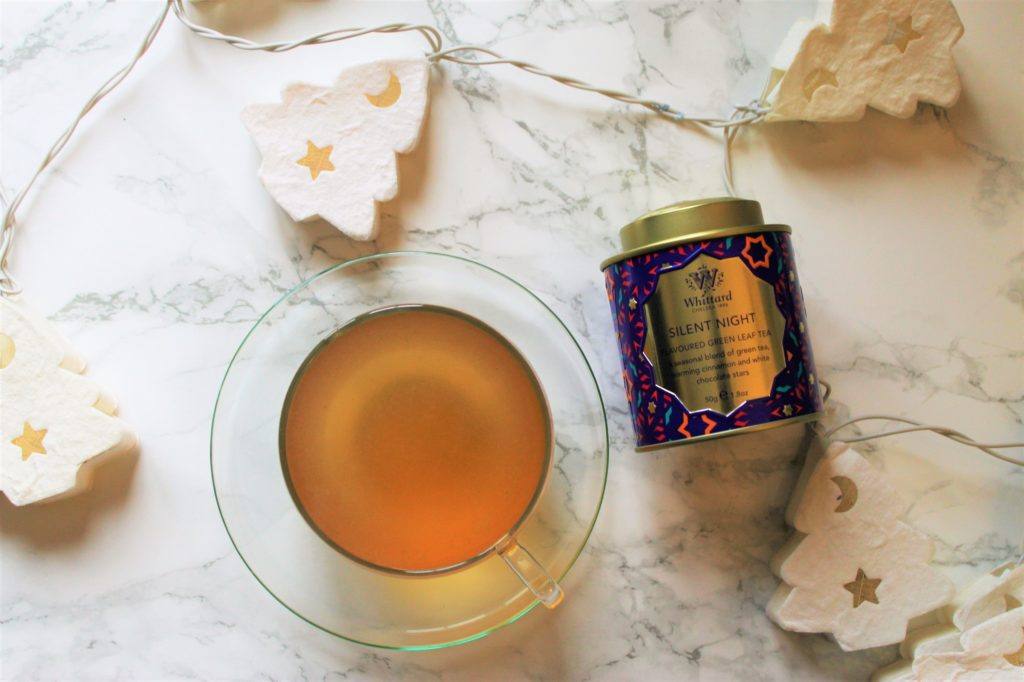 Whittard Silent Night Tea Review