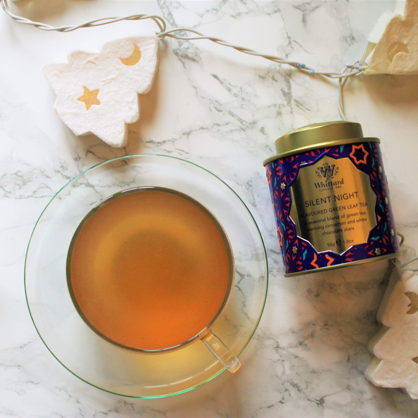 Whittard Silent Night Tea Review