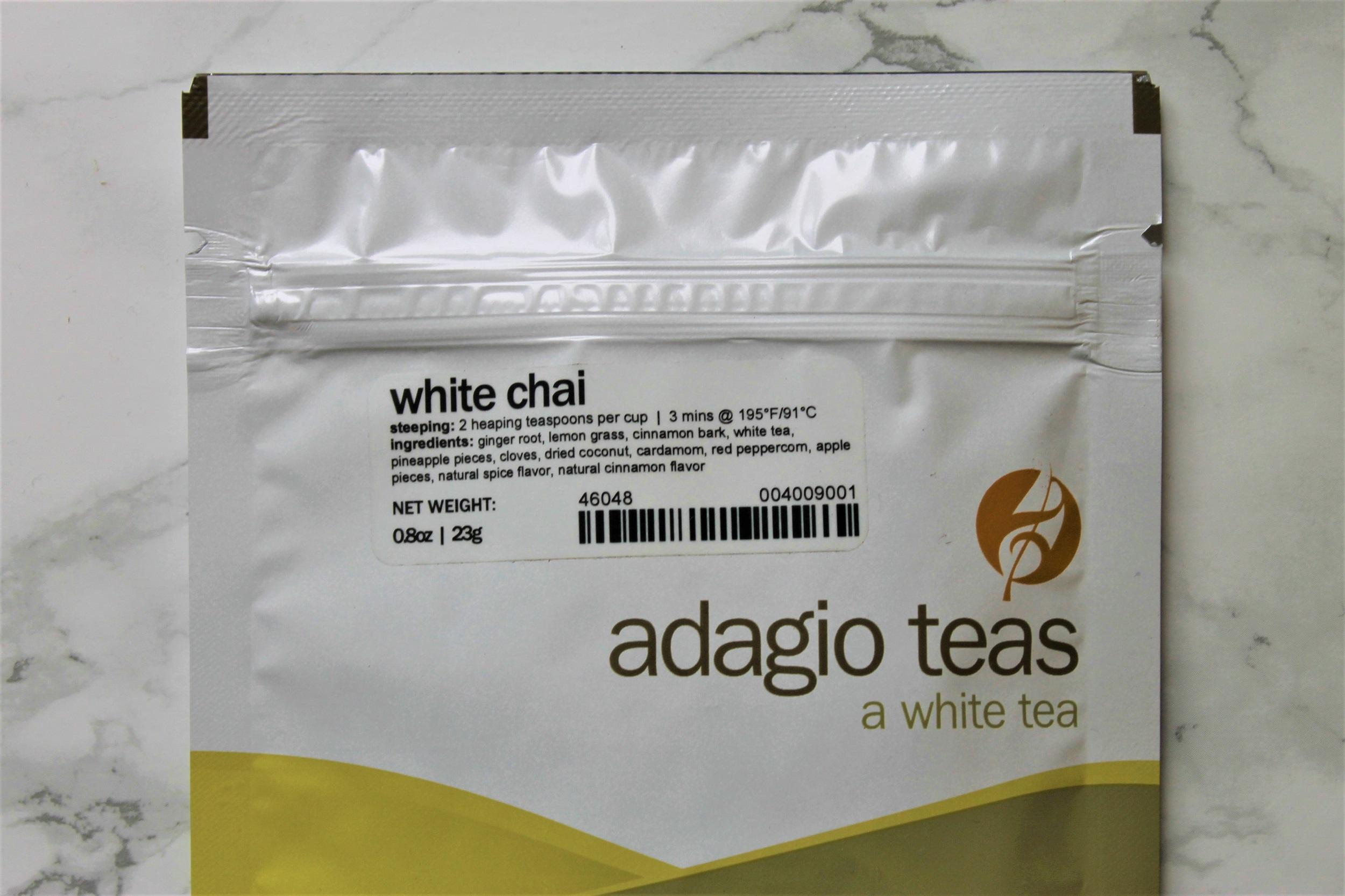 adagio teas white chai blend