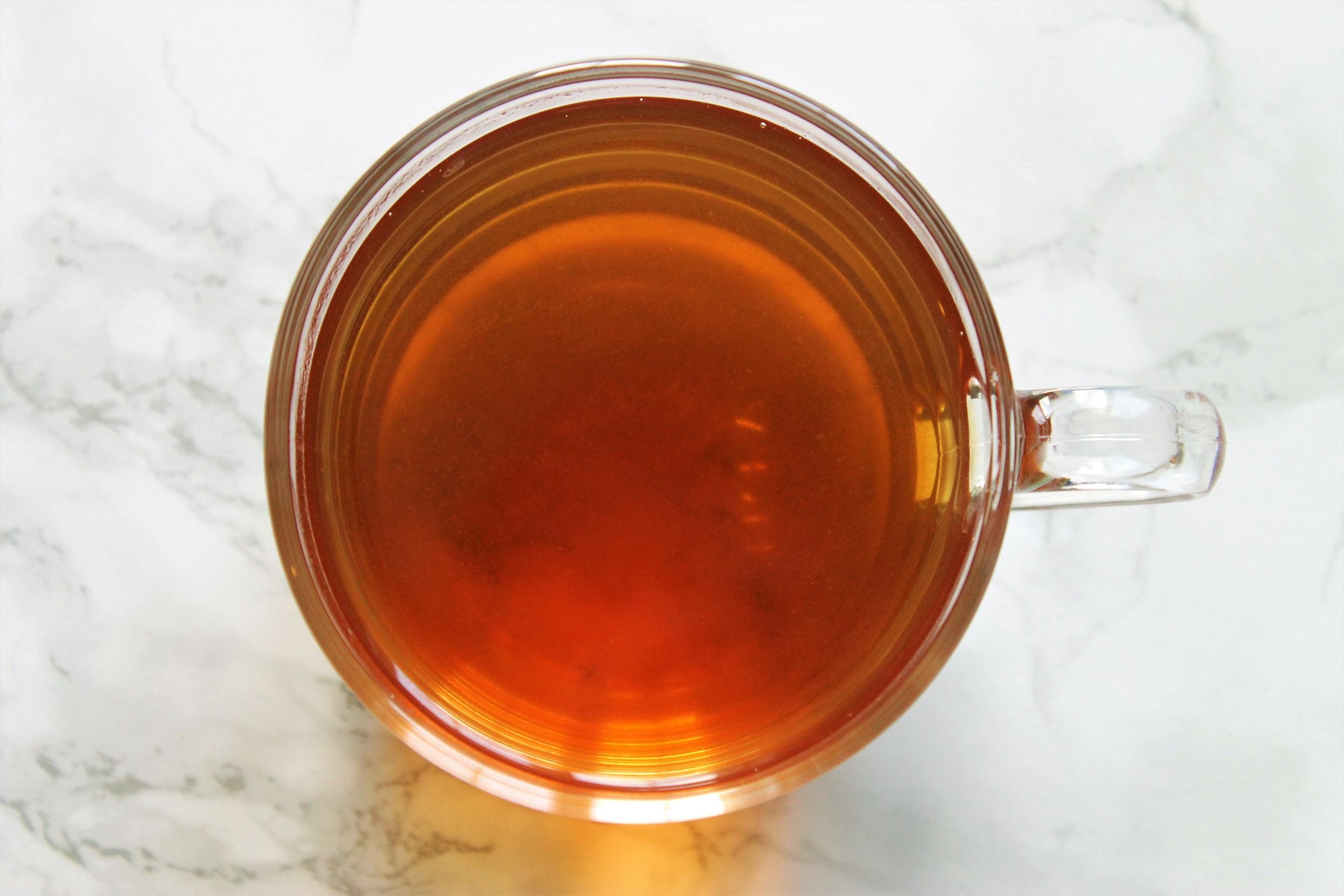 spiced oolong teacup